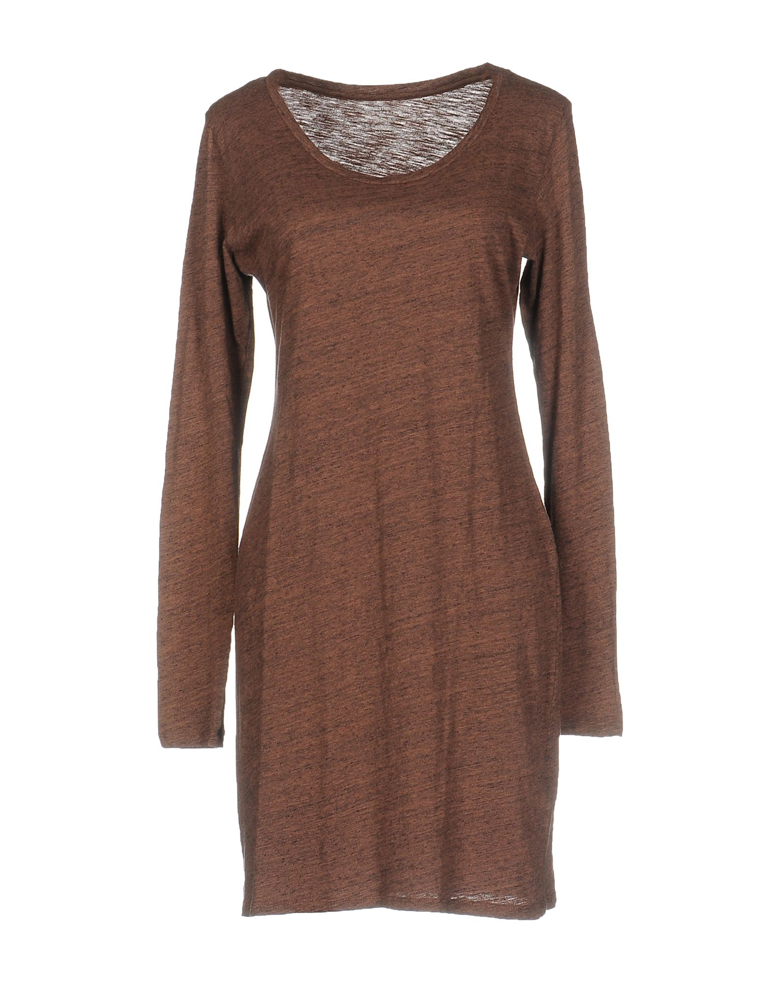 цена MAJESTIC Короткое платье онлайн в 2017 году