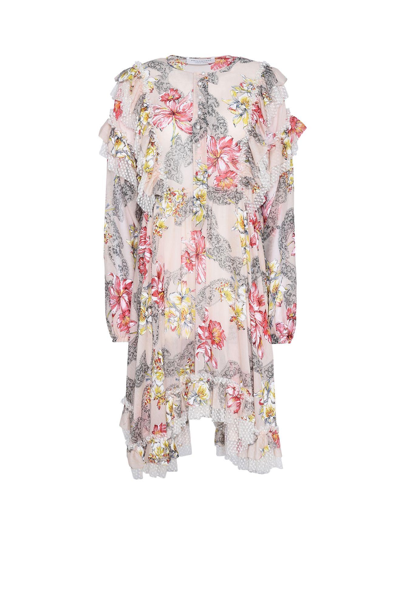 HIBISCUS SUMMER DRESS