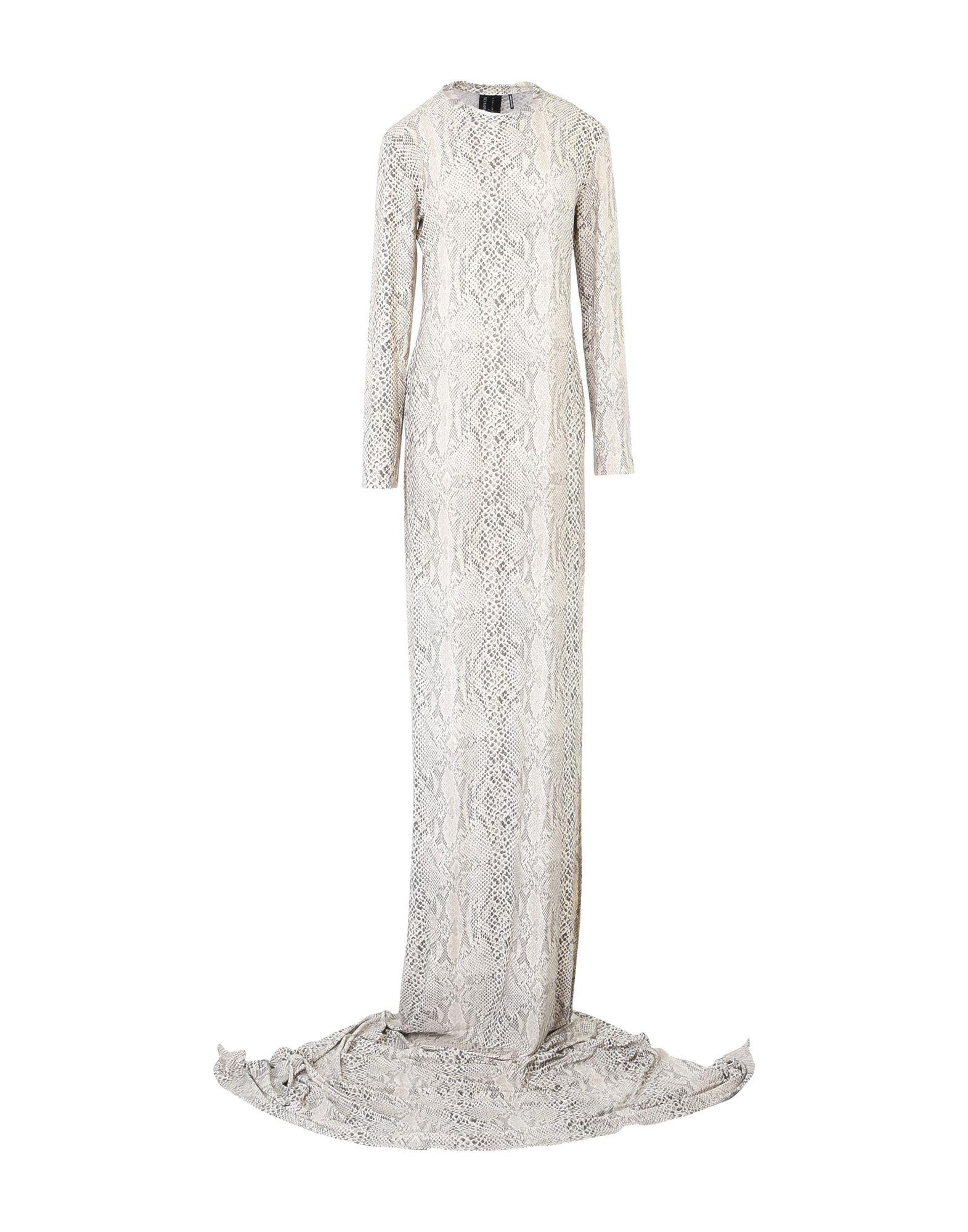 KAMALIKULTURE by NORMA KAMALI Платье до колена kamalikulture by norma kamali длинное платье