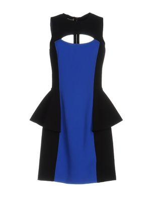 MICHAEL KORS Damen Kurzes Kleid Farbe Königsblau Größe 3 Sale Angebote Bagenz