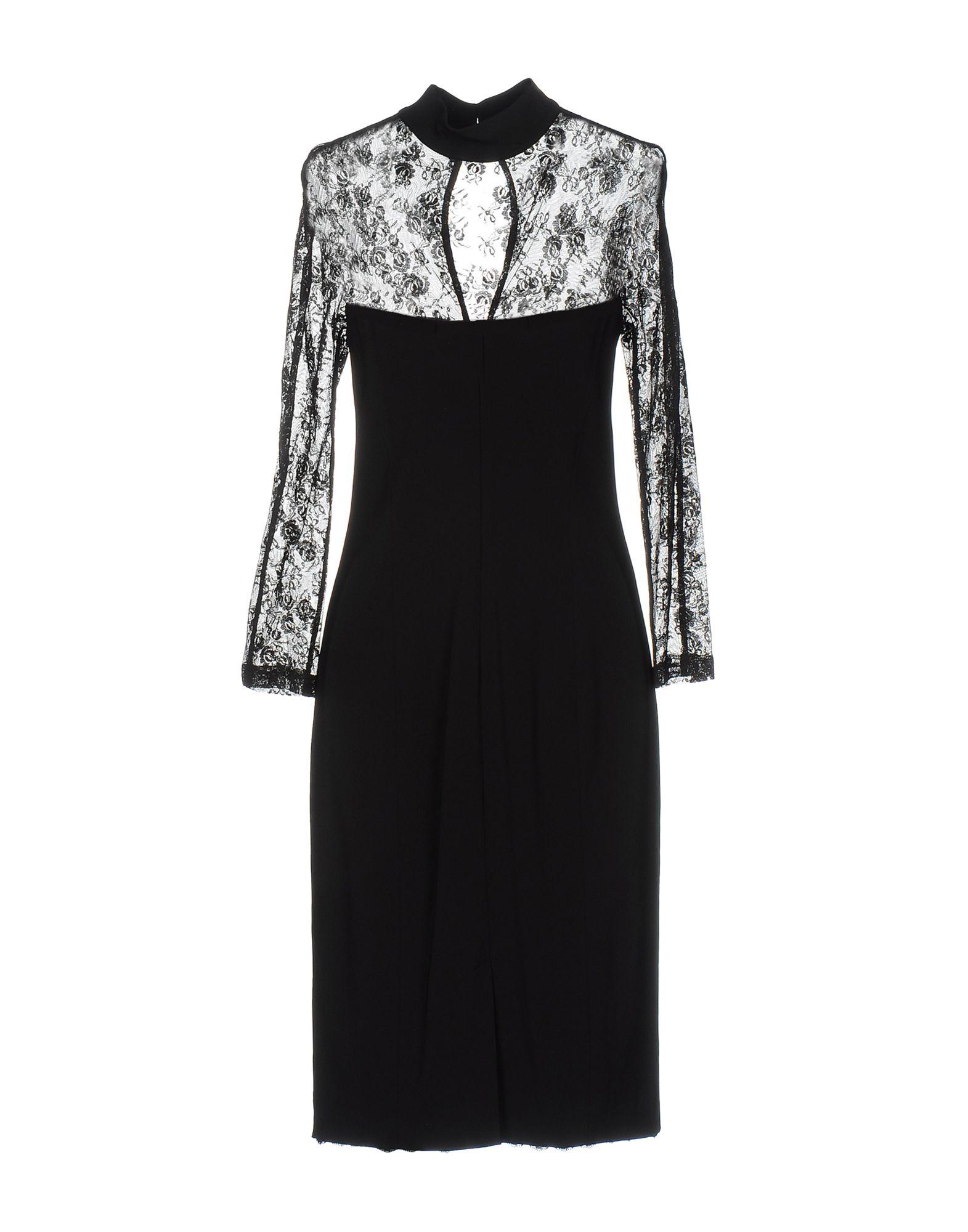 купить GIO' GUERRERI Платье до колена по цене 8600 рублей