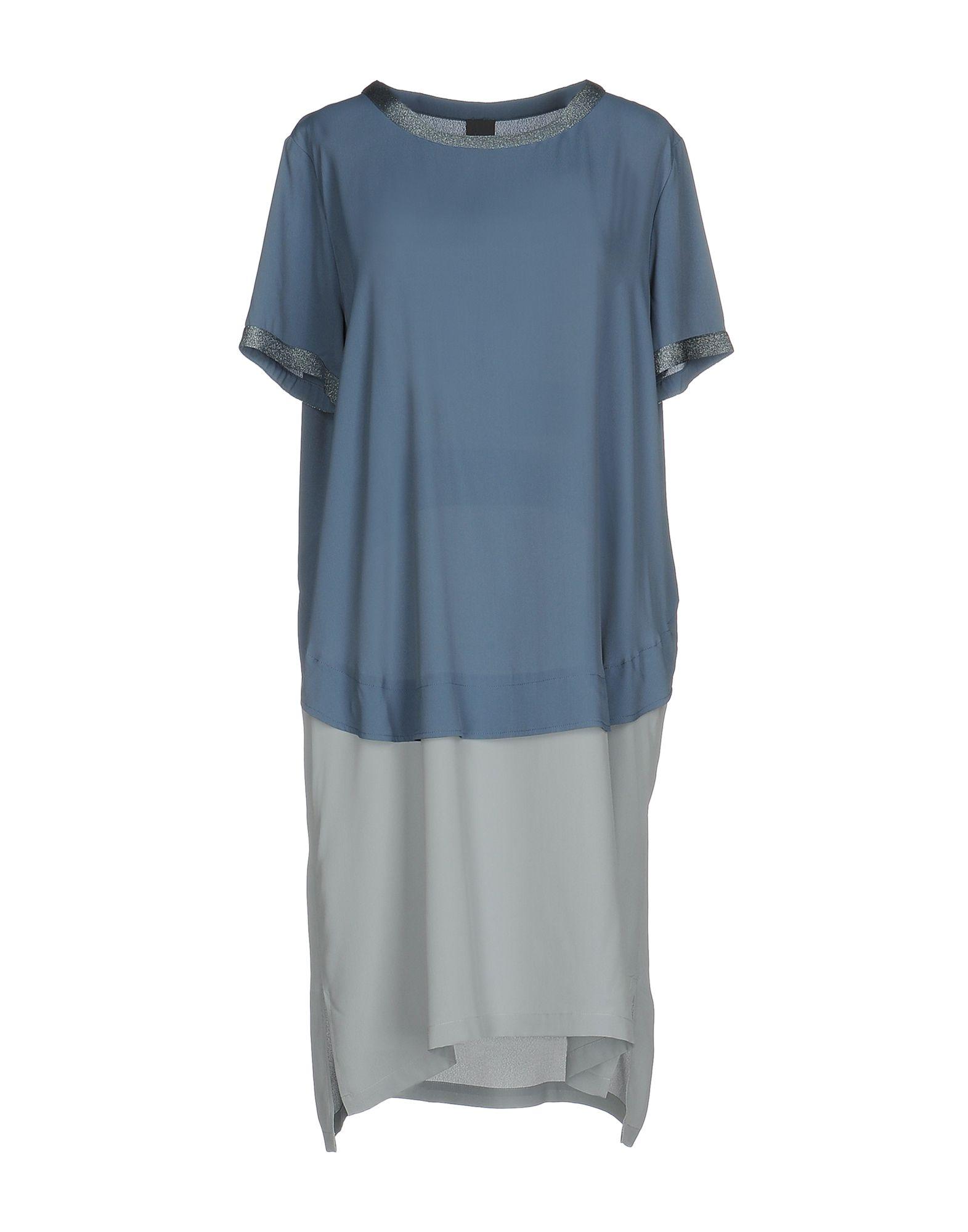 цена LORENA ANTONIAZZI Платье до колена онлайн в 2017 году