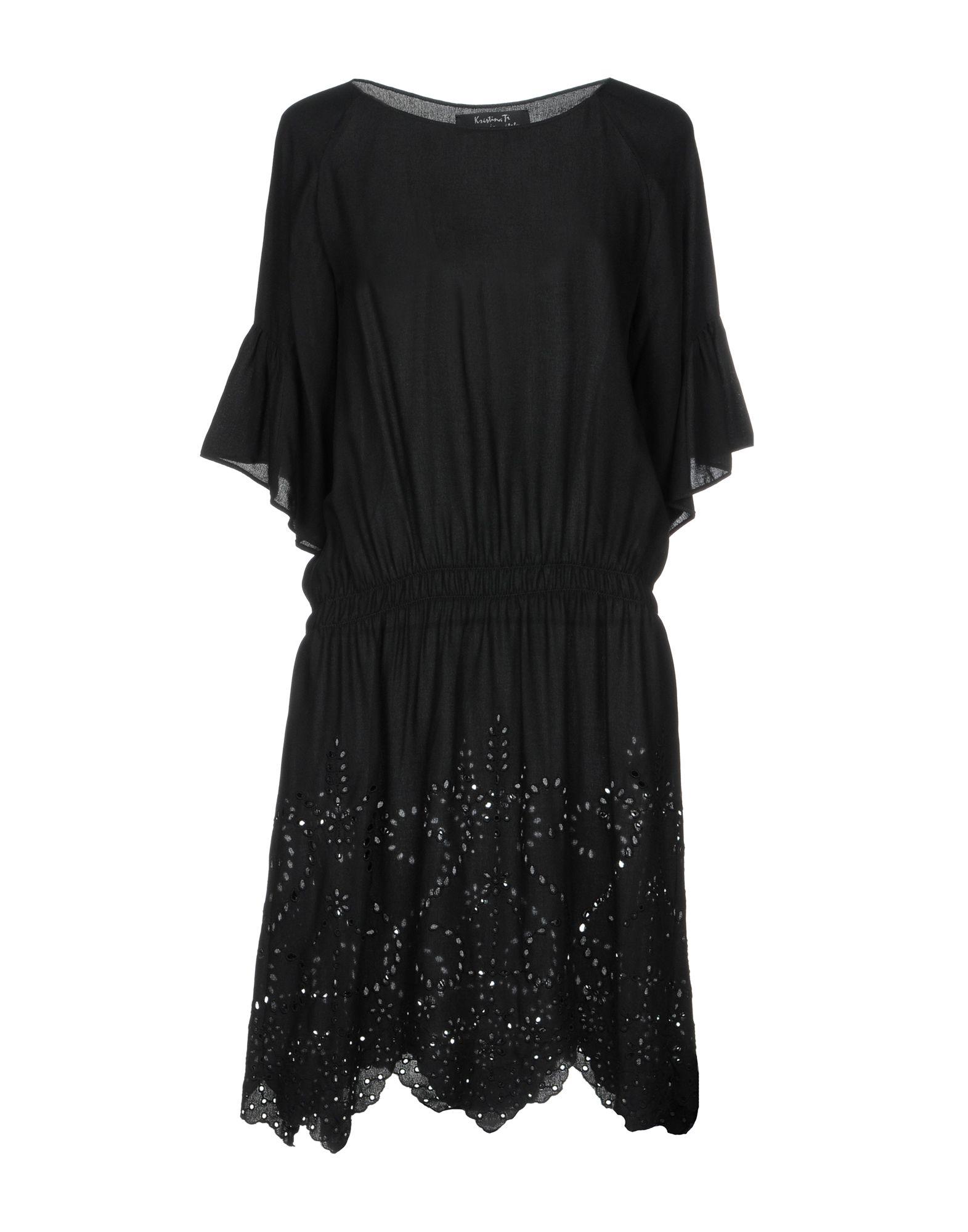 KRISTINA TI Короткое платье