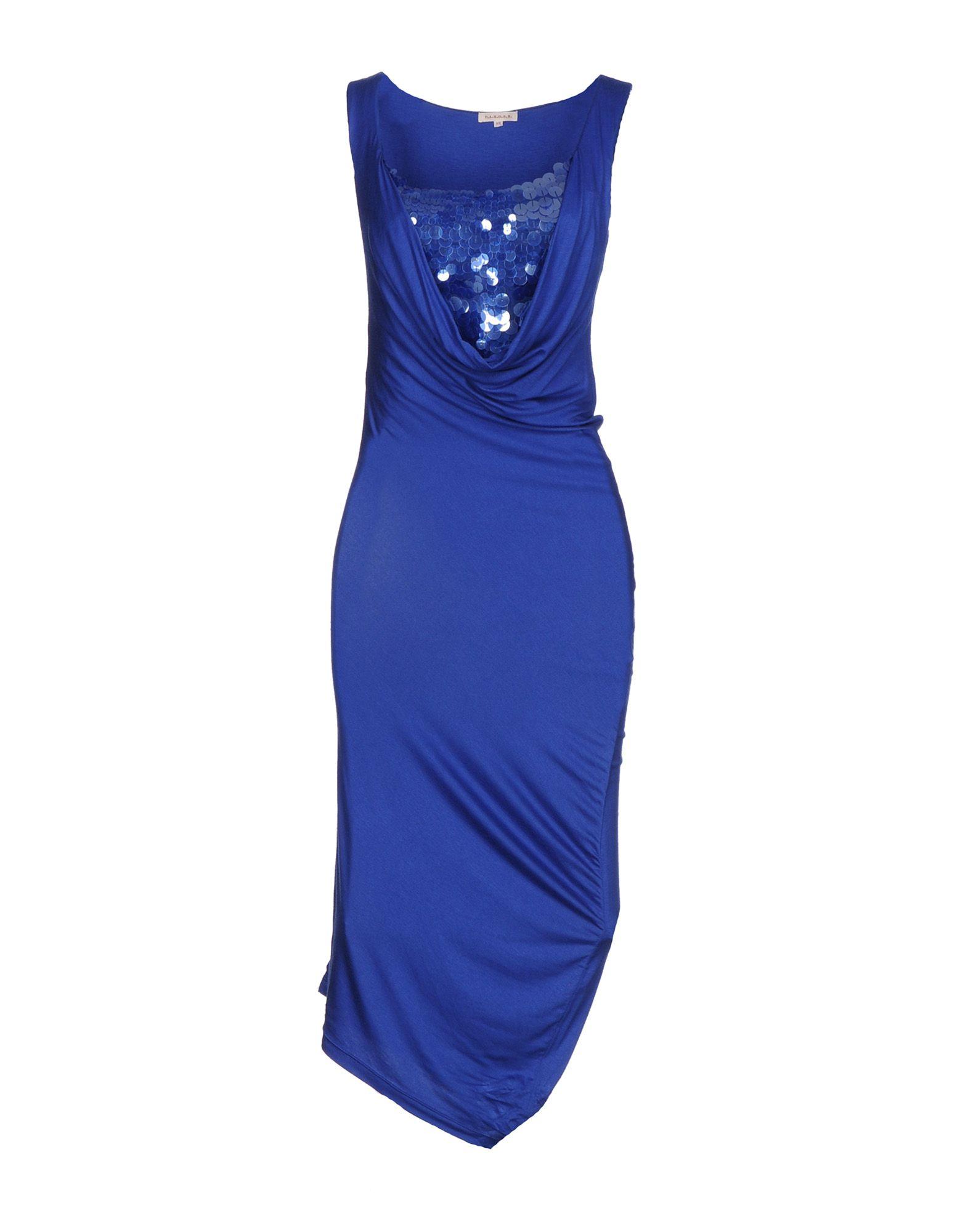 P.A.R.O.S.H. Платье длиной 3/4 lisa corti платье длиной 3 4
