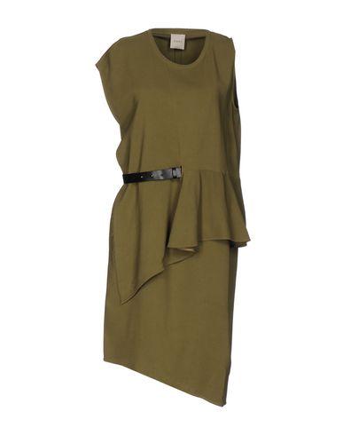 Короткое платье NUDE 34738216PT