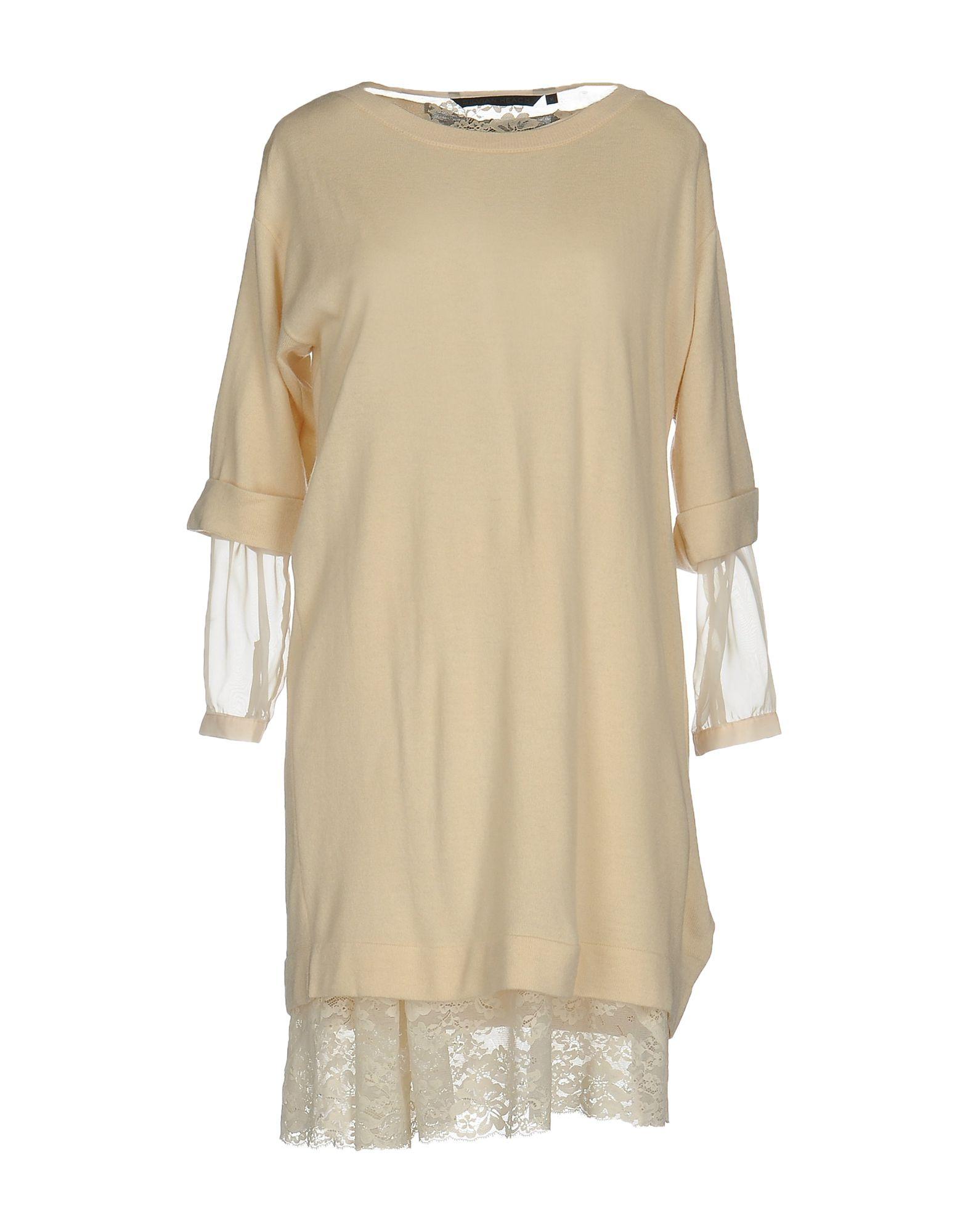 SILVIAN HEACH Короткое платье платье silvian heach pgp18300ve green army