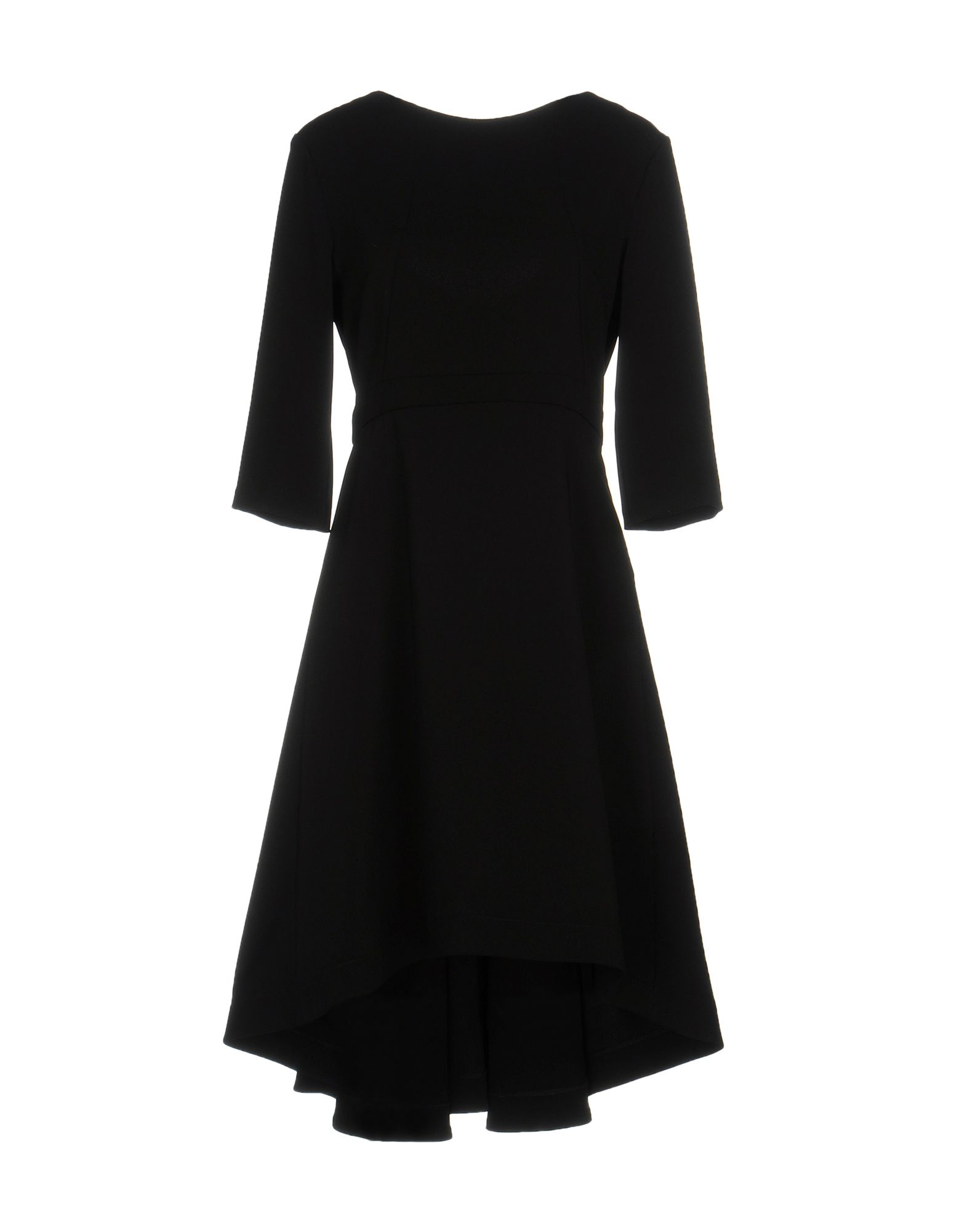 цена LE RAGAZZE DI ST. BARTH Платье до колена онлайн в 2017 году