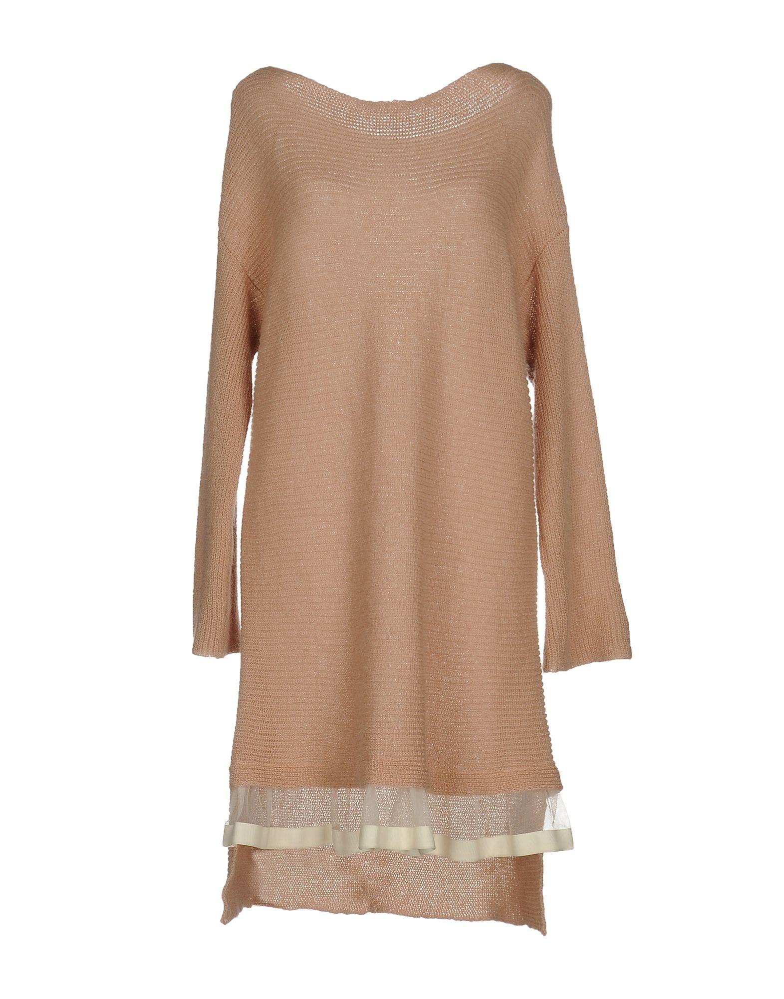 SUERTE Короткое платье