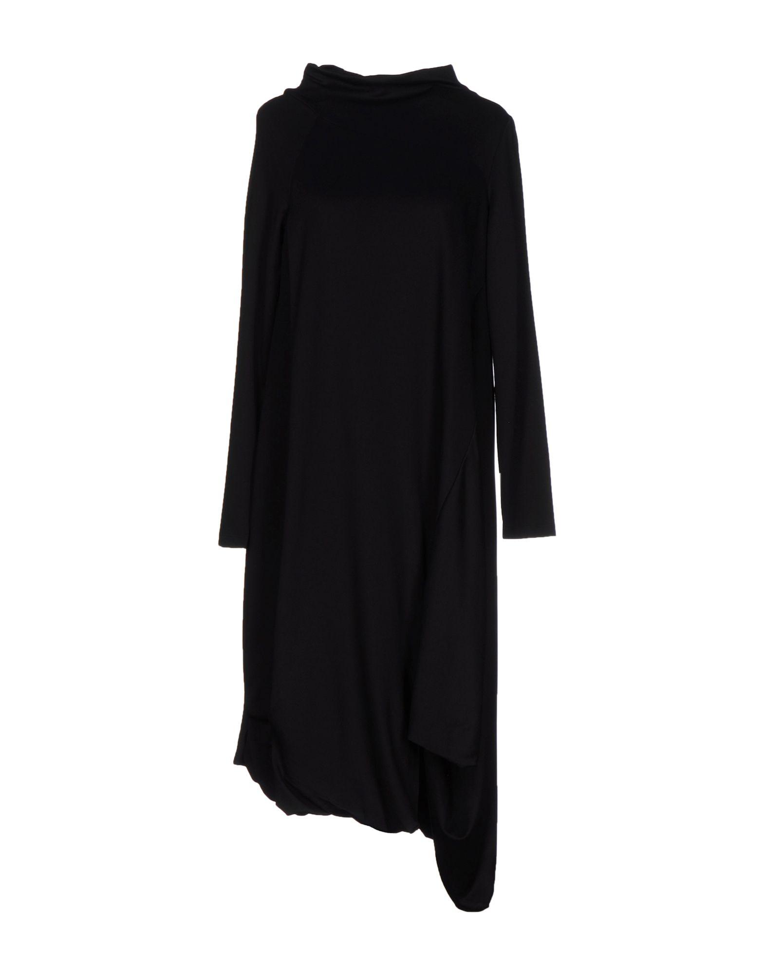 MALLONI Платье до колена malloni длинное платье