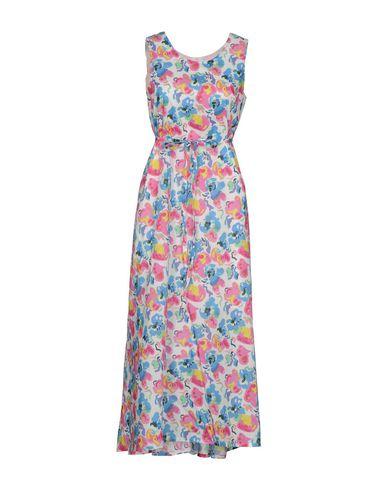 цена  YOSHI KONDO Длинное платье  онлайн в 2017 году