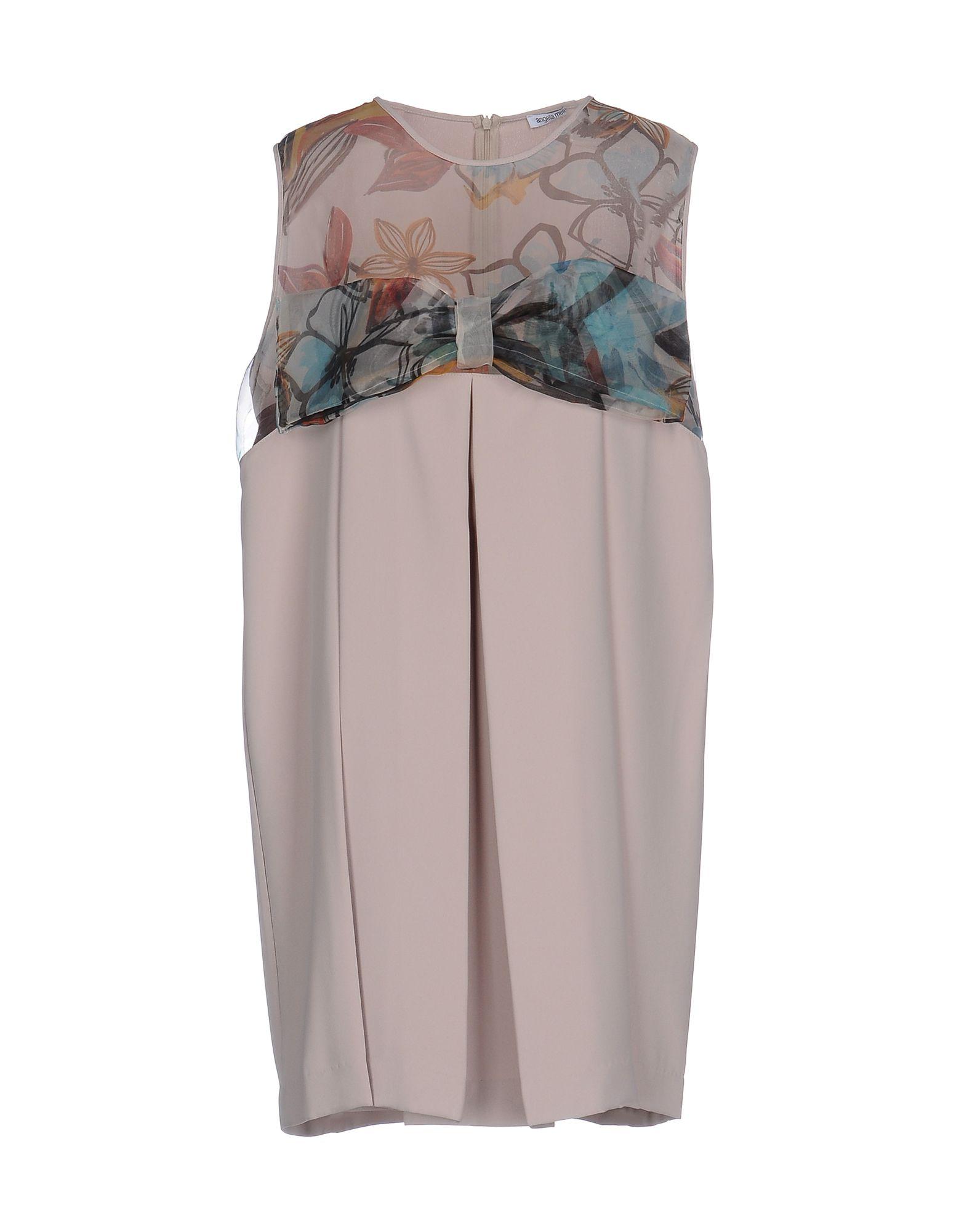 ANGELA MELE MILANO Короткое платье mele a1000g в одессе