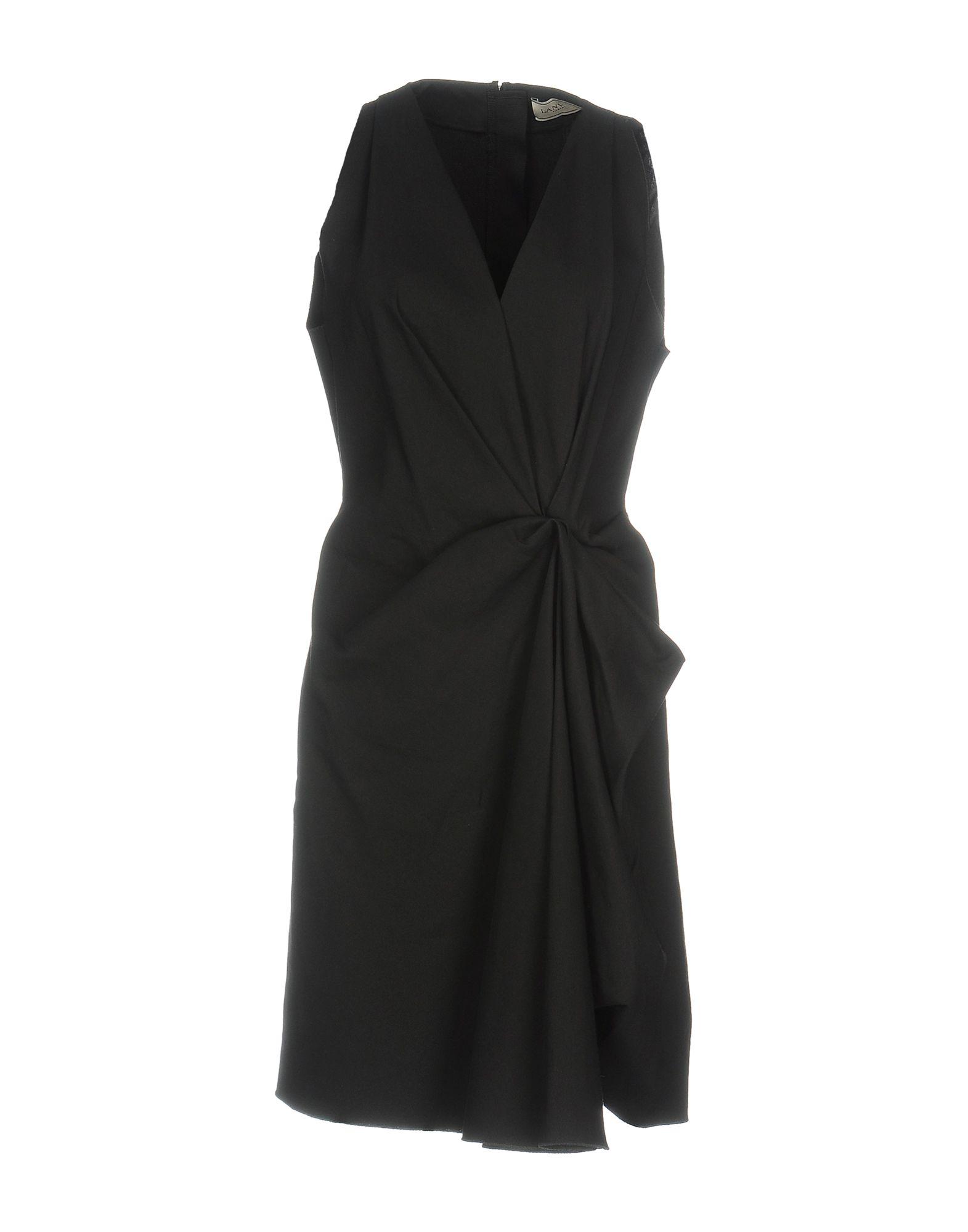 LANVIN Короткое платье lisa corti короткое платье