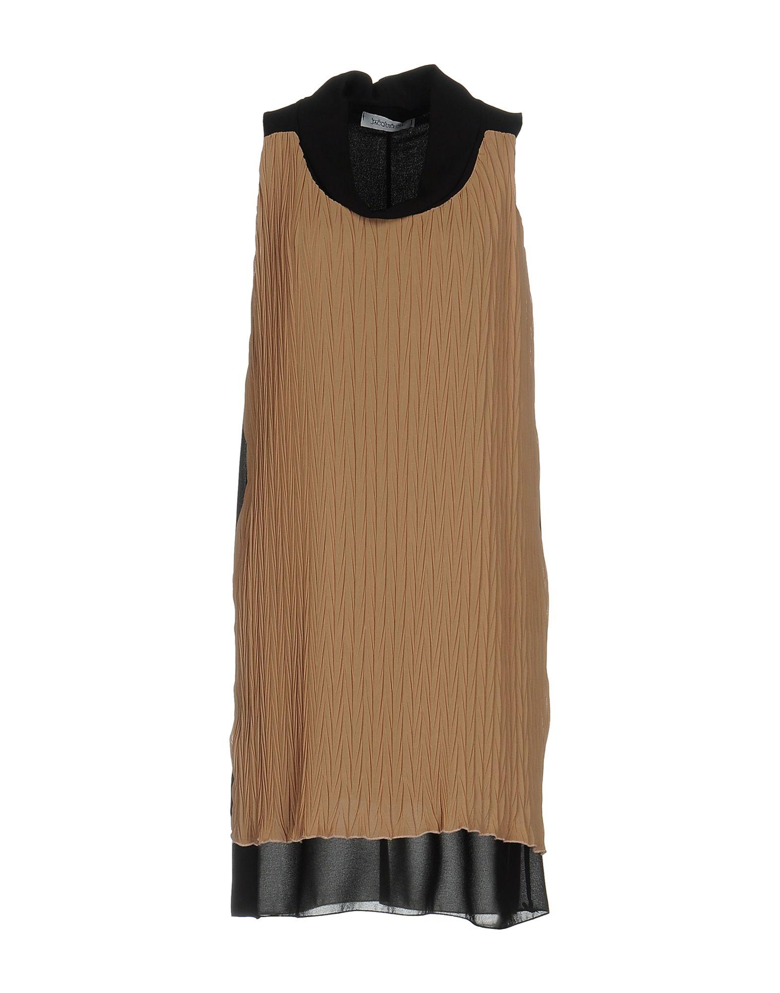 SOPHIE JACQUELINE Короткое платье sophie jacqueline свитер