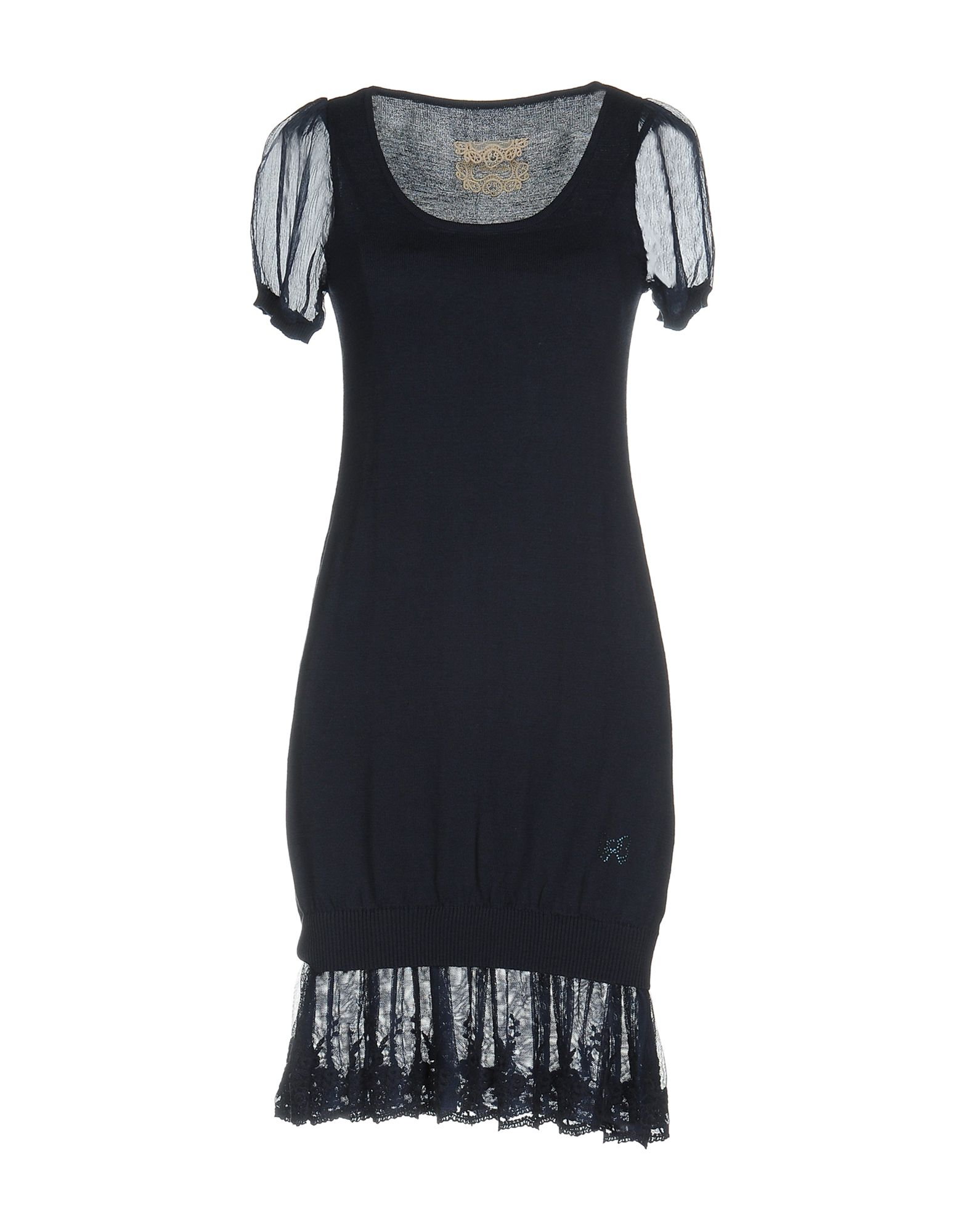 ATELIER FIXDESIGN Короткое платье цены онлайн