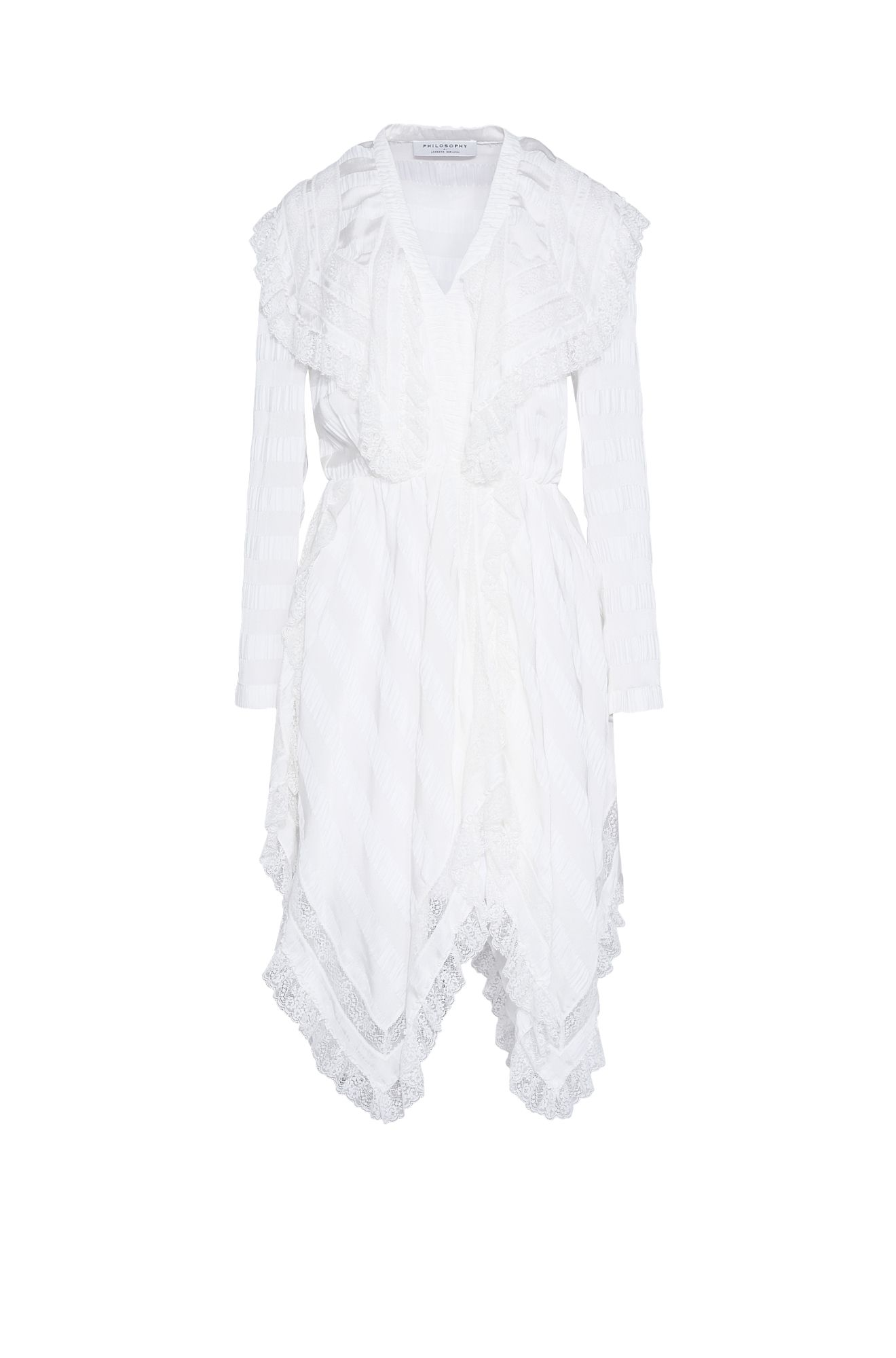 CORSAIR WHITE DRESS