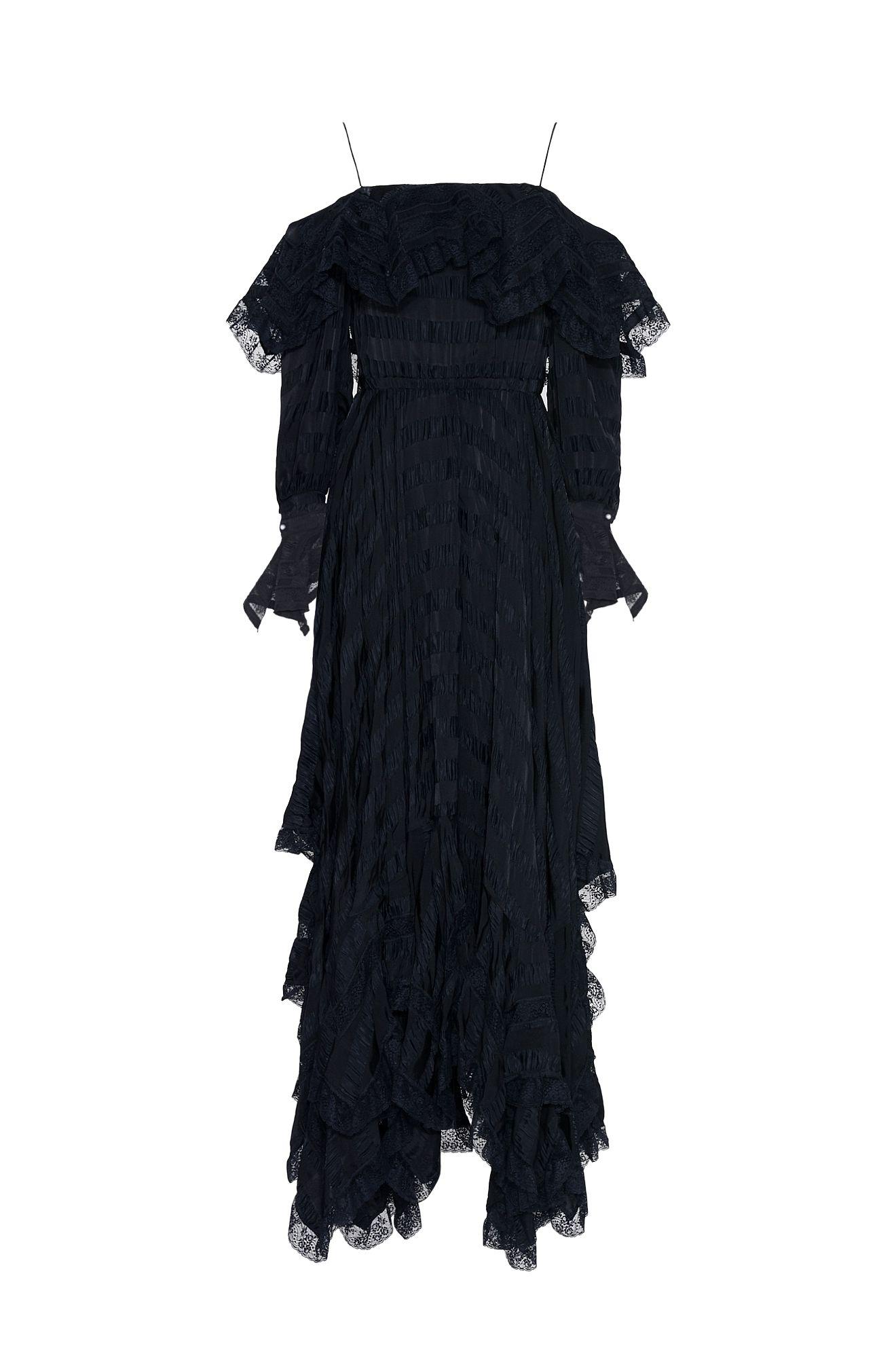 CORSAIR BLACK DRESS