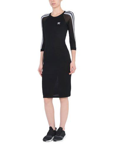 ADIDAS ORIGINALS Платье до колена adidas originals костюм adidas originals модель 283152559