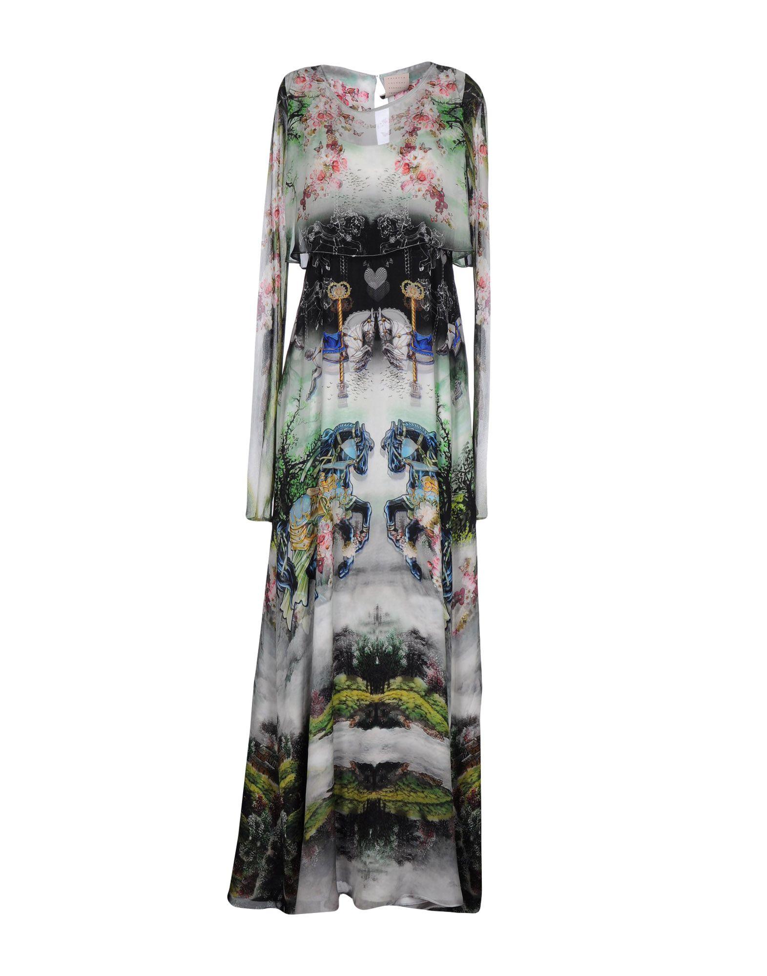 RARY Длинное платье нож поварской fiskars functional form 857308