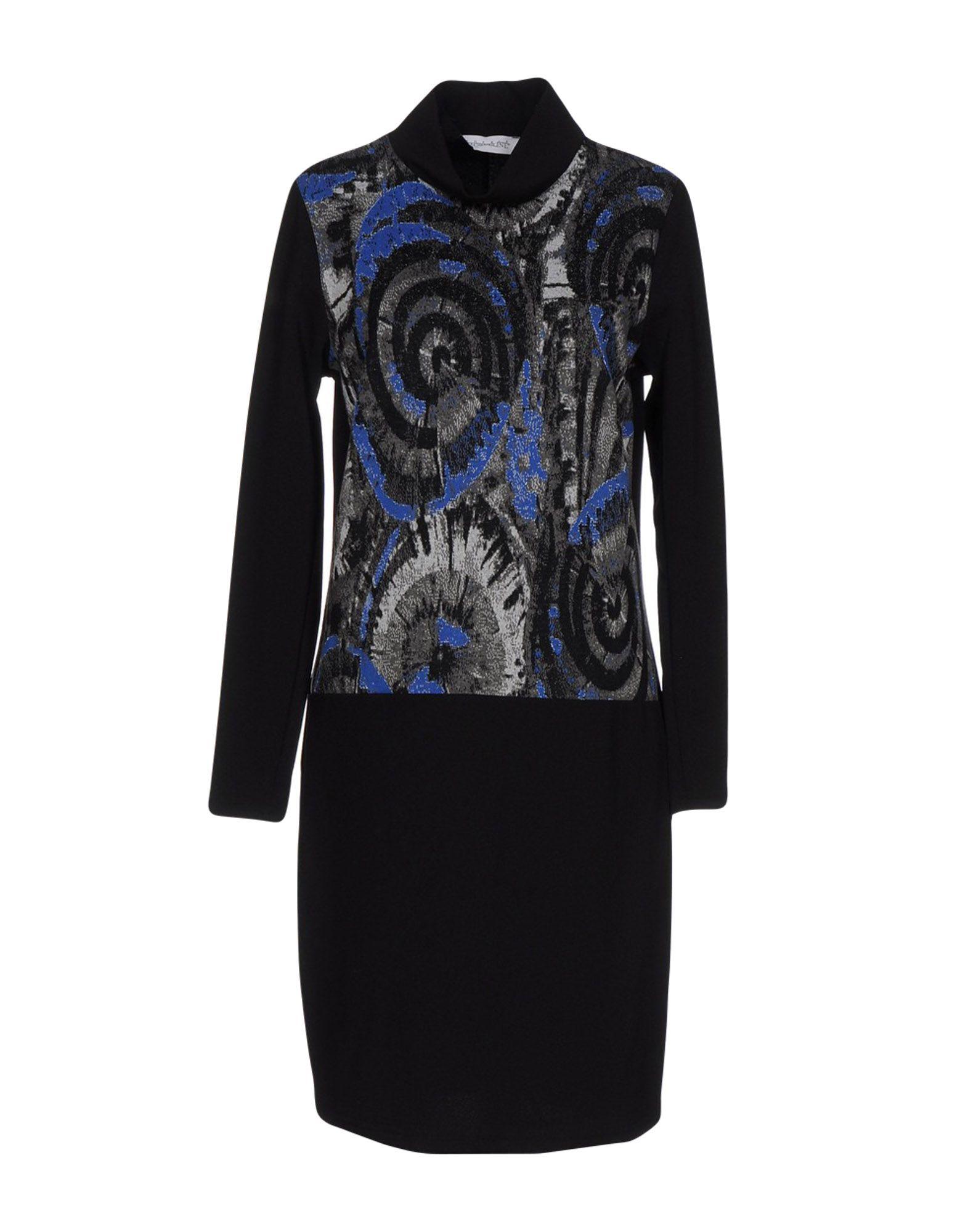 SOPHIE JACQUELINE Платье до колена блуза jacqueline de yong jacqueline de yong ja908ewujb68