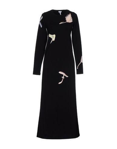 Длинное платье LOEWE 34740273AE