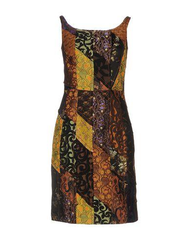 Короткое платье PRADA 34740502KT