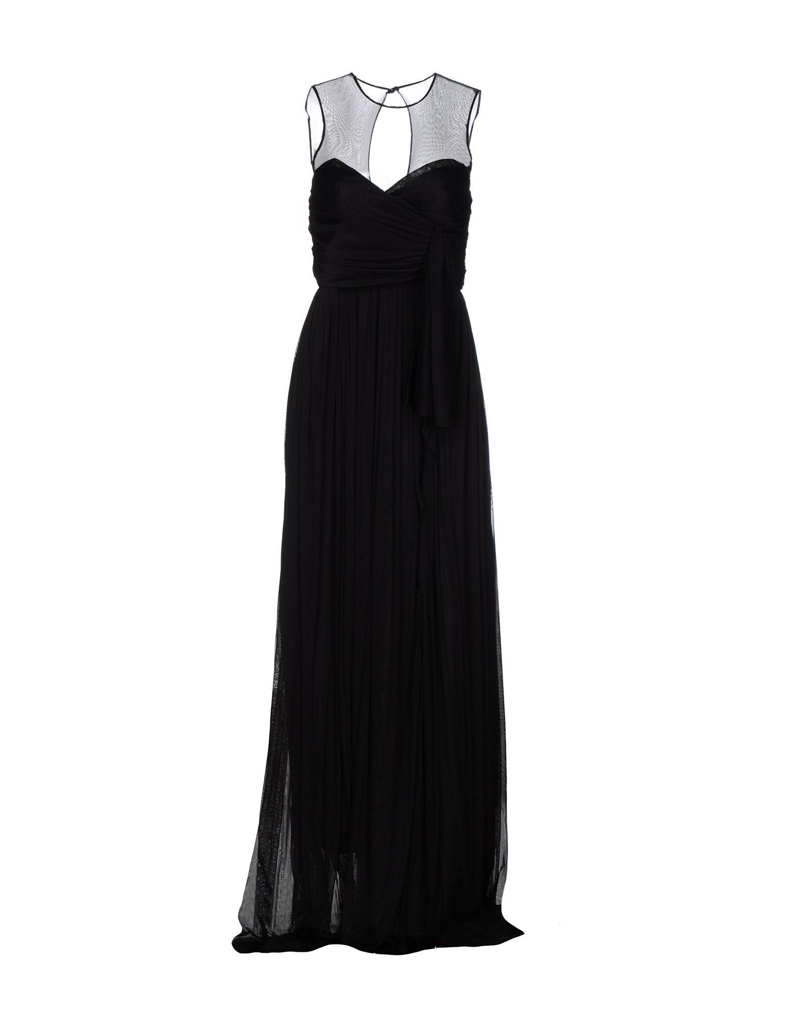 MARCO BOLOGNA Длинное платье платье короткое спереди длинное сзади летнее