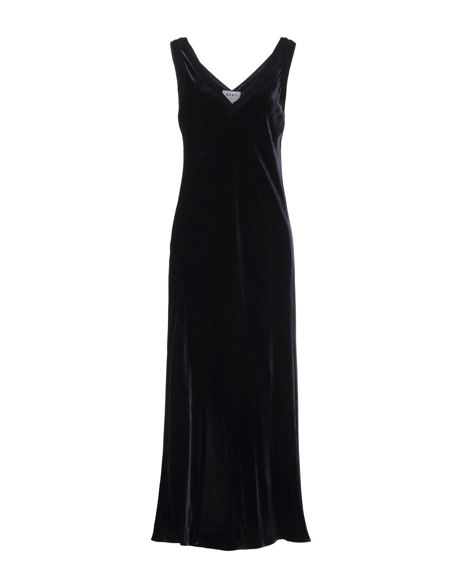 DKNY Длинное платье ключ гаечный комбинированный kraft кт 700504 10 мм