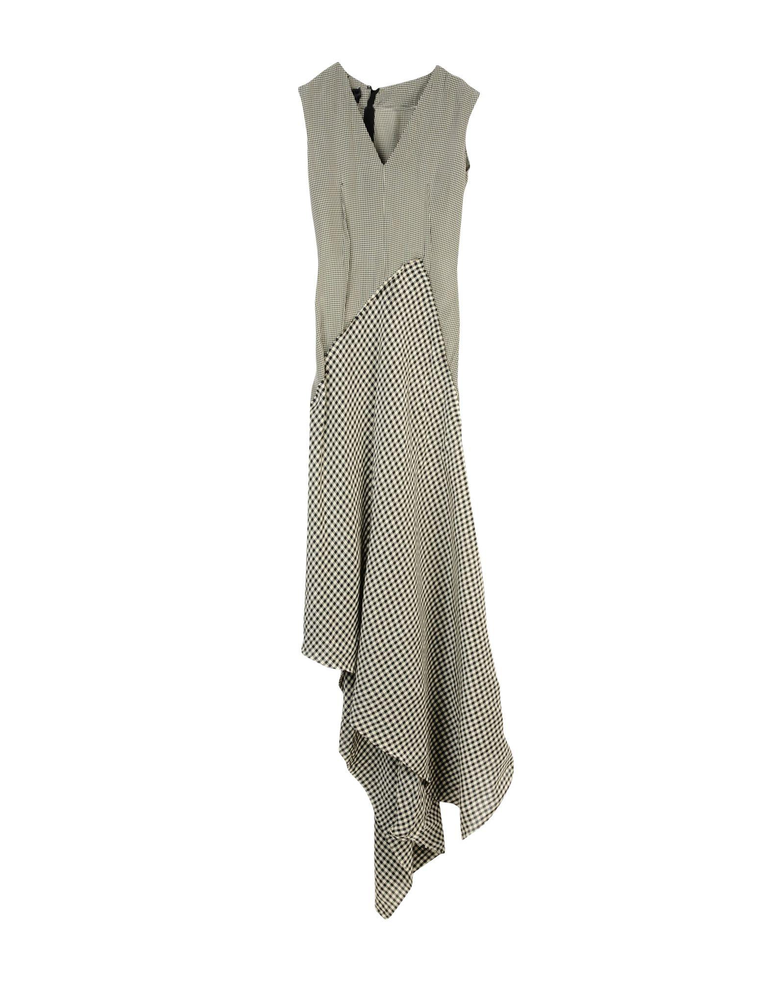 YANG LI Платье длиной 3/4 lisa corti платье длиной 3 4