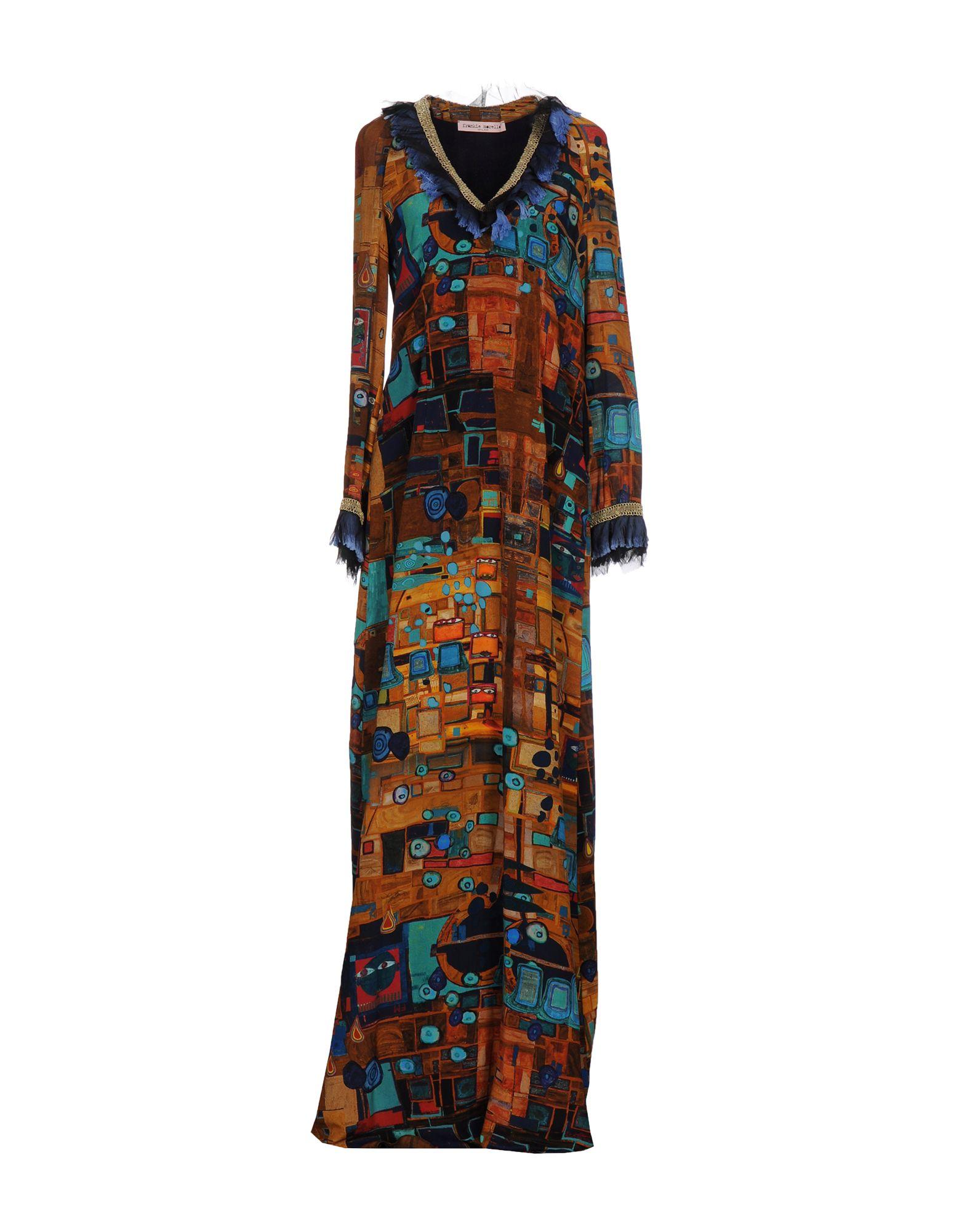 FRANKIE MORELLO Длинное платье frankie morello длинное платье