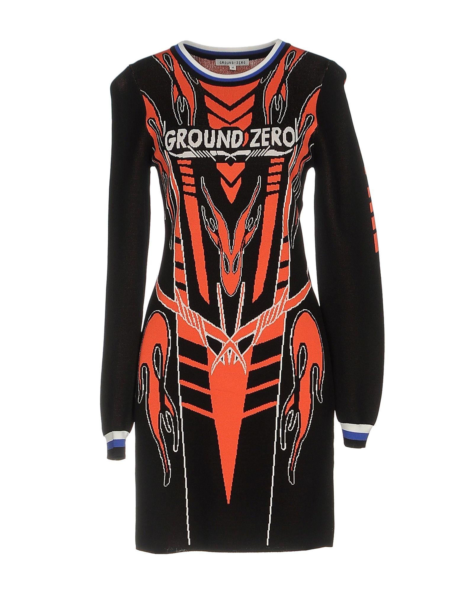 GROUND-ZERO Короткое платье сабвуфер ground zero gziw 250x