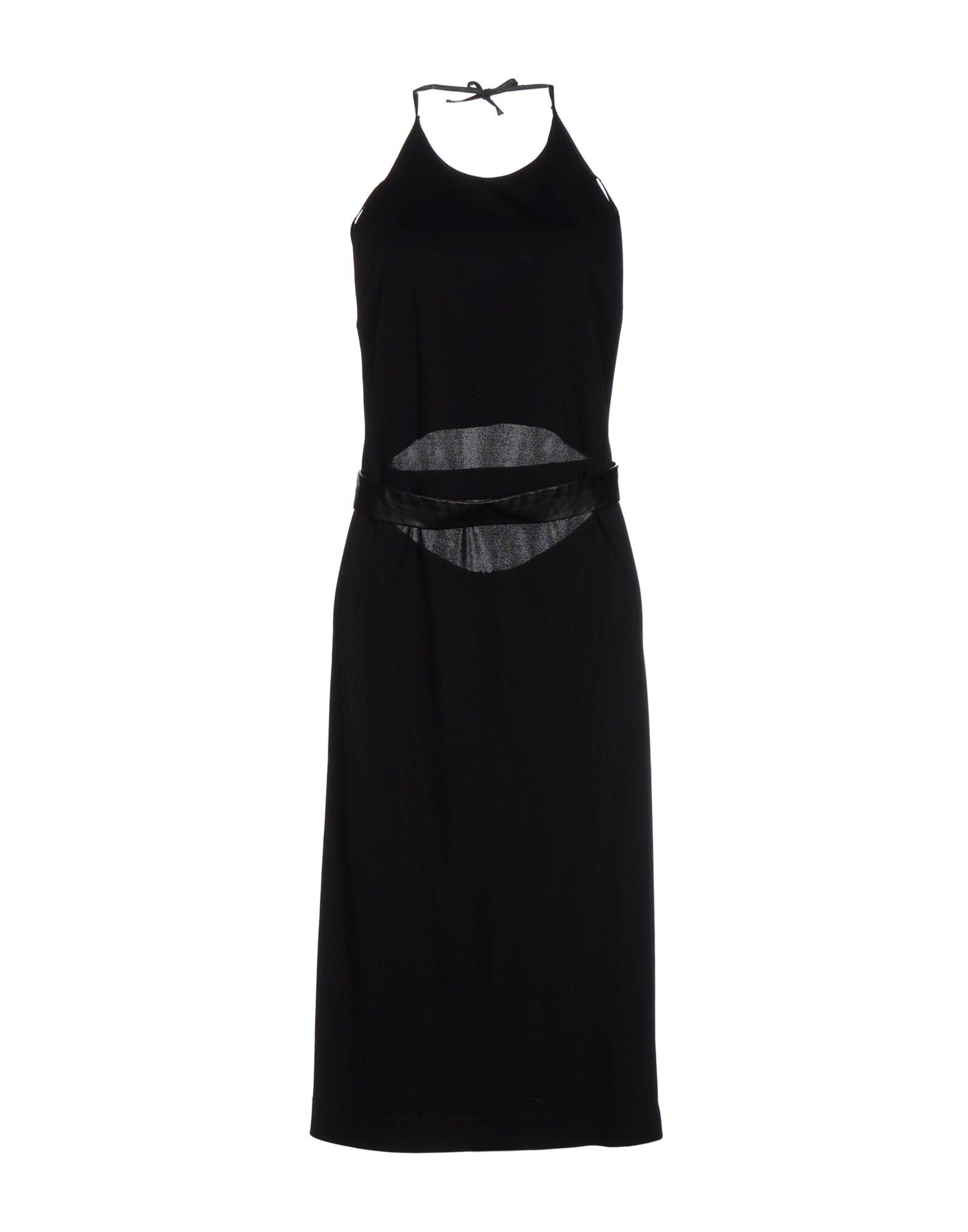 TOMASO STEFANELLI Платье длиной 3/4 tomaso куртка