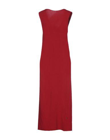 Фото 2 - Платье длиной 3/4 от TWINSET цвет пурпурный