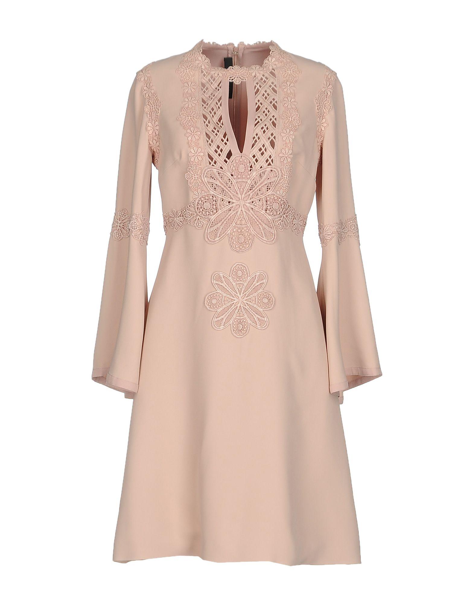 ELIE SAAB Короткое платье вечернее платье haoli sha marriage dress t900 elie saab