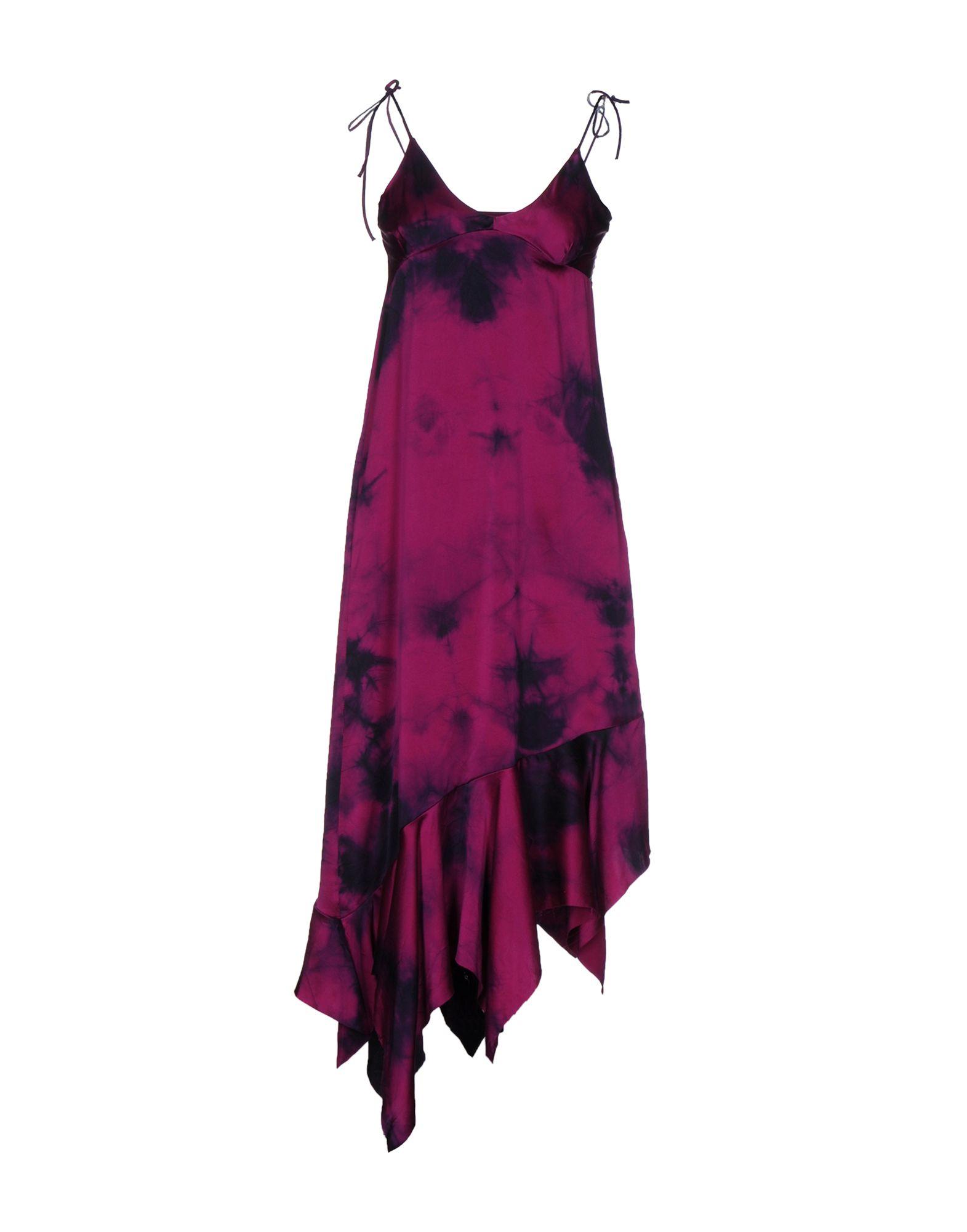 цена на MARQUES' ALMEIDA Платье длиной 3/4