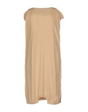 MM6 by MAISON MARGIELA Damen Kurzes Kleid Farbe Sand Größe 5 Sale Angebote Pappenheim