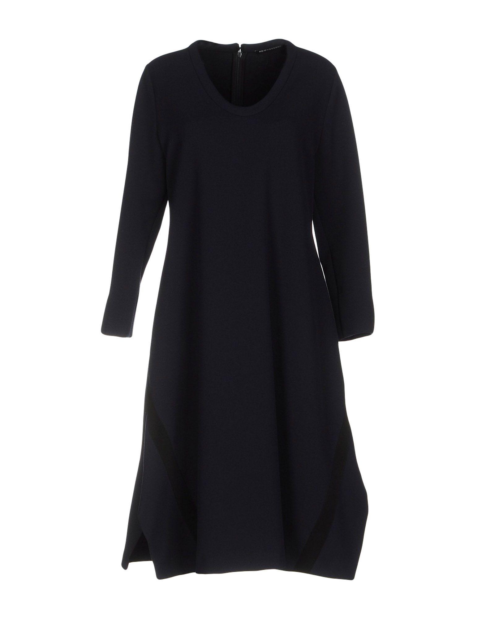 NEW YORK INDUSTRIE Платье до колена new york industrie платье длиной 3 4