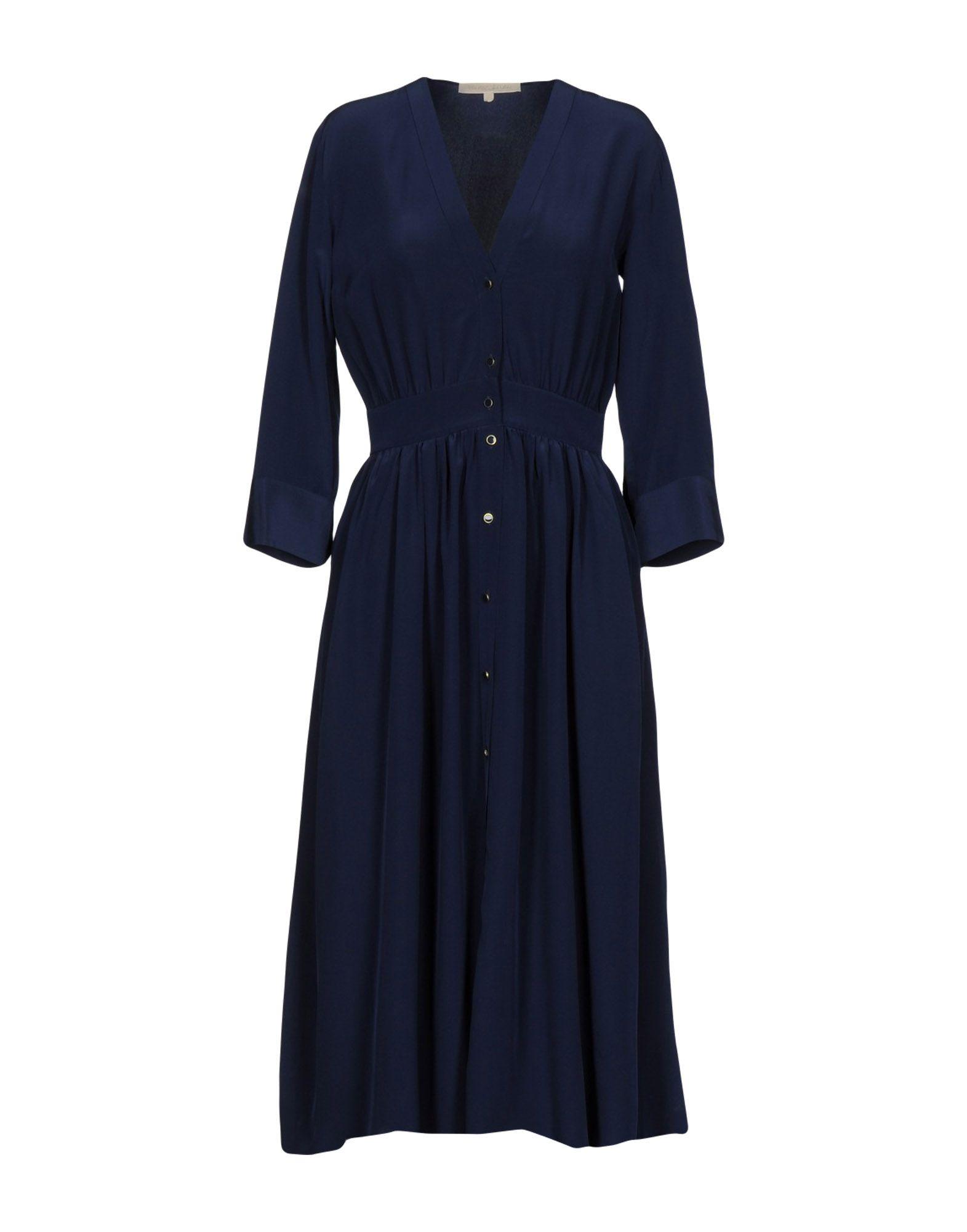 VANESSA BRUNO Платье длиной 3/4 neeru kumar платье длиной 3 4