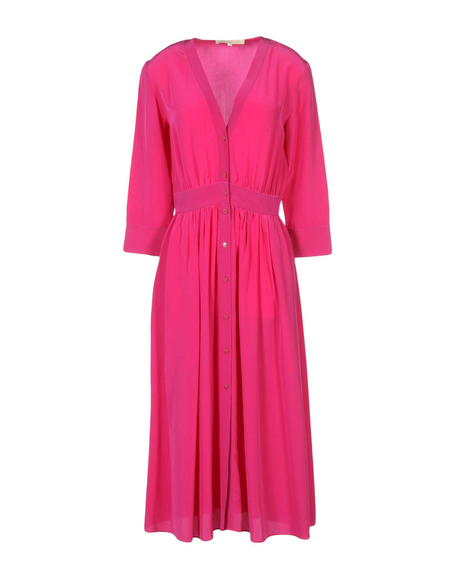 VANESSA BRUNO Платье длиной 3/4 lisa corti платье длиной 3 4