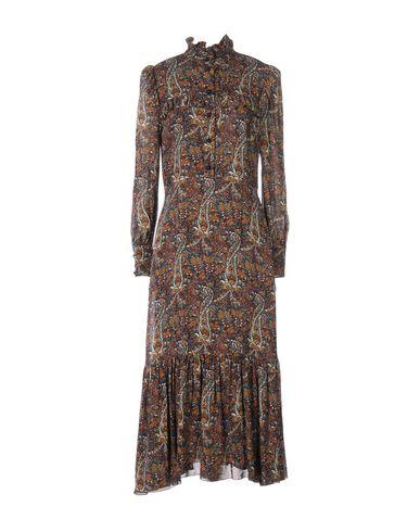 Платье длиной 3/4 Saint Laurent