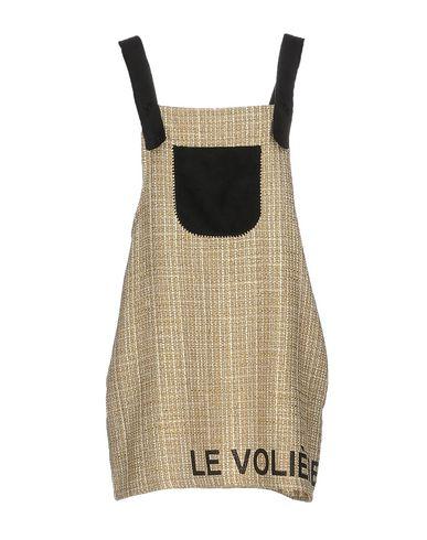 Короткое платье от LE VOLIÈRE