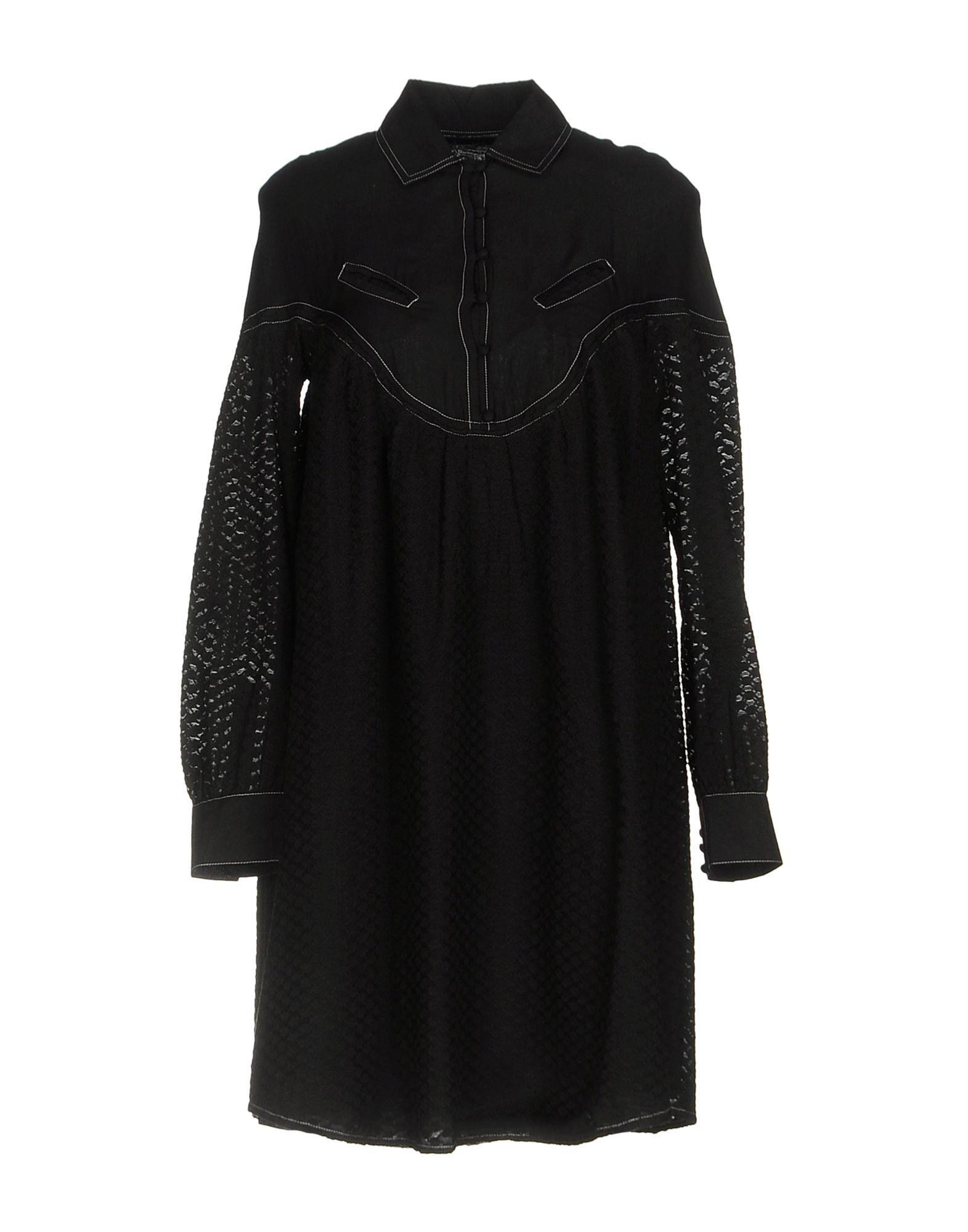 CECILIE Copenhagen Короткое платье cecilie copenhagen ремень