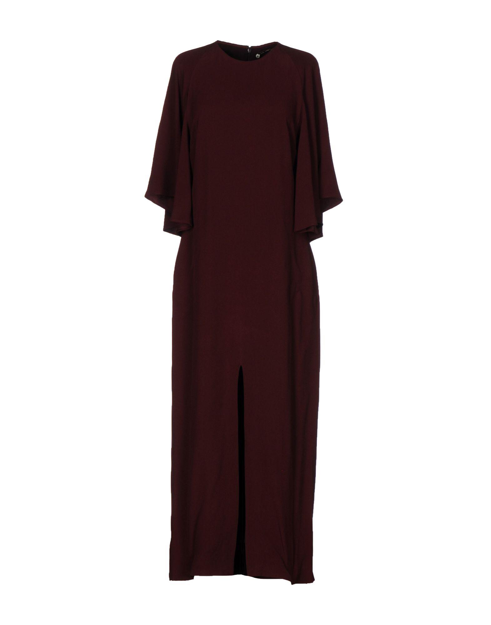 ADAM LIPPES Длинное платье платье короткое спереди длинное сзади летнее