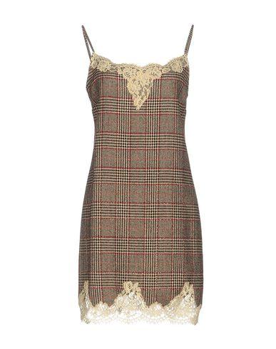Короткое платье ERMANNO ERMANNO SCERVINO 34742079PX