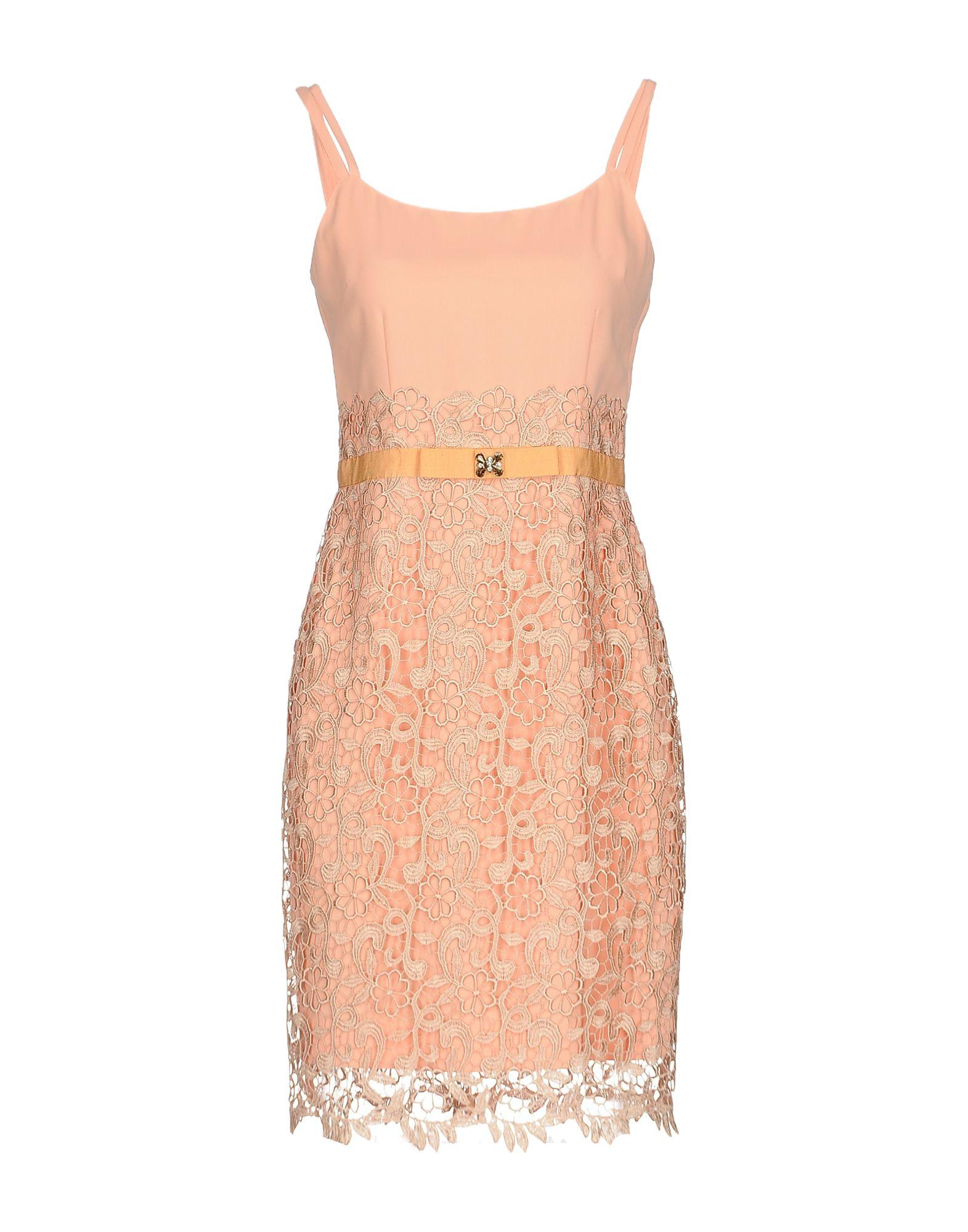 цена CLÓ by CLAUDIA B. Короткое платье онлайн в 2017 году