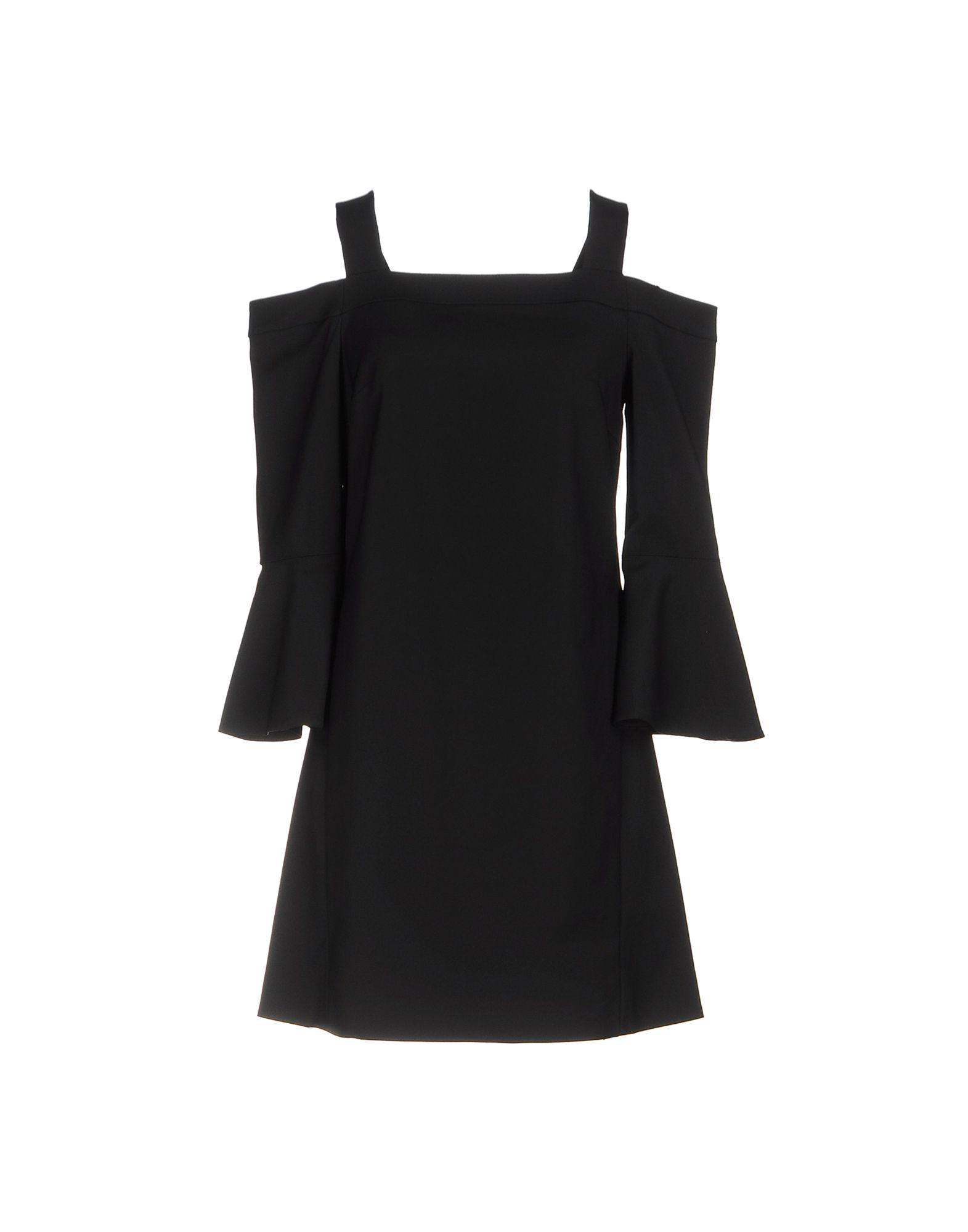TIBI Короткое платье original new arrival 2018 adidas neo label m cs sweatshirt men s pullover jerseys sportswear