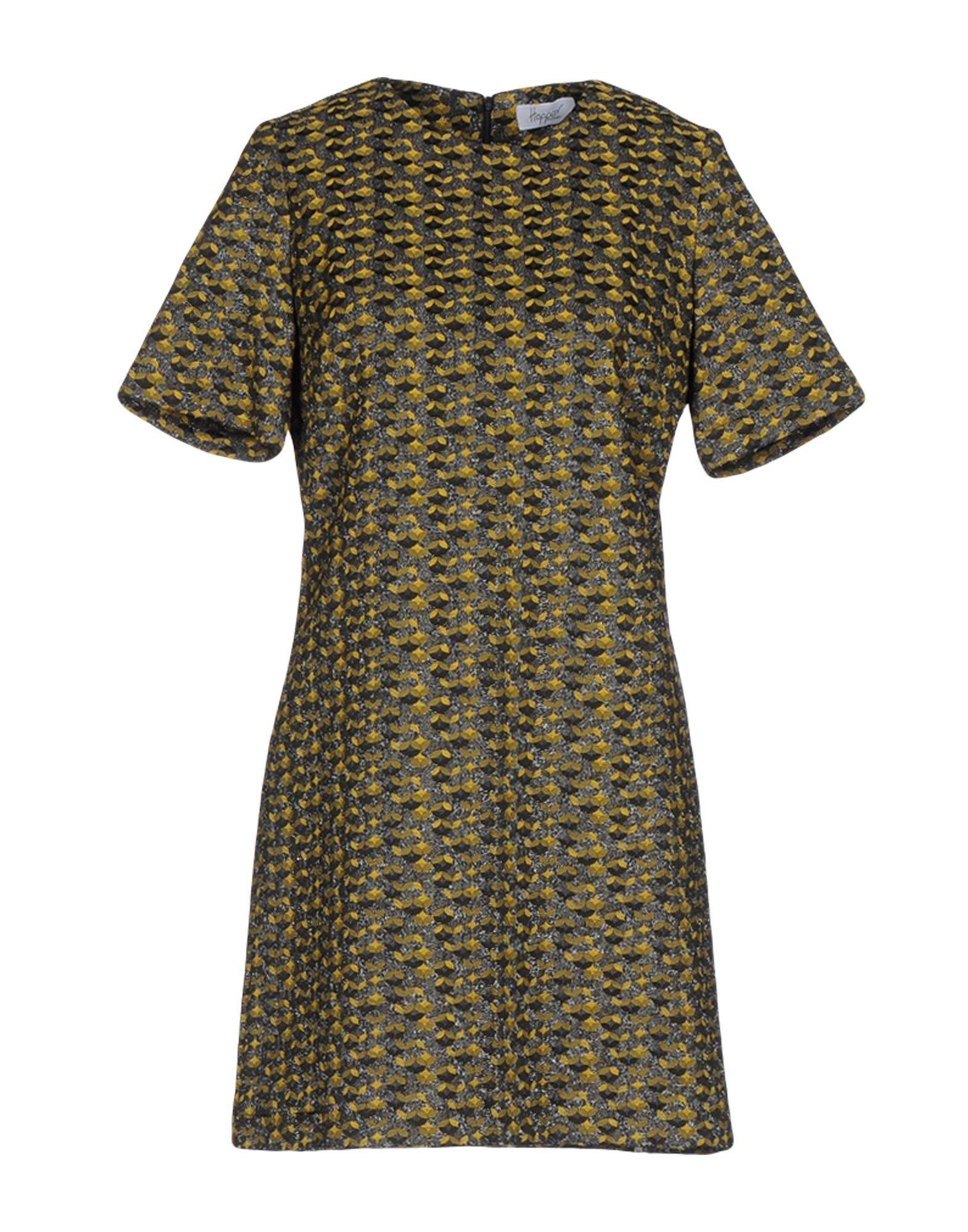 HOPPER Короткое платье hopper короткое платье