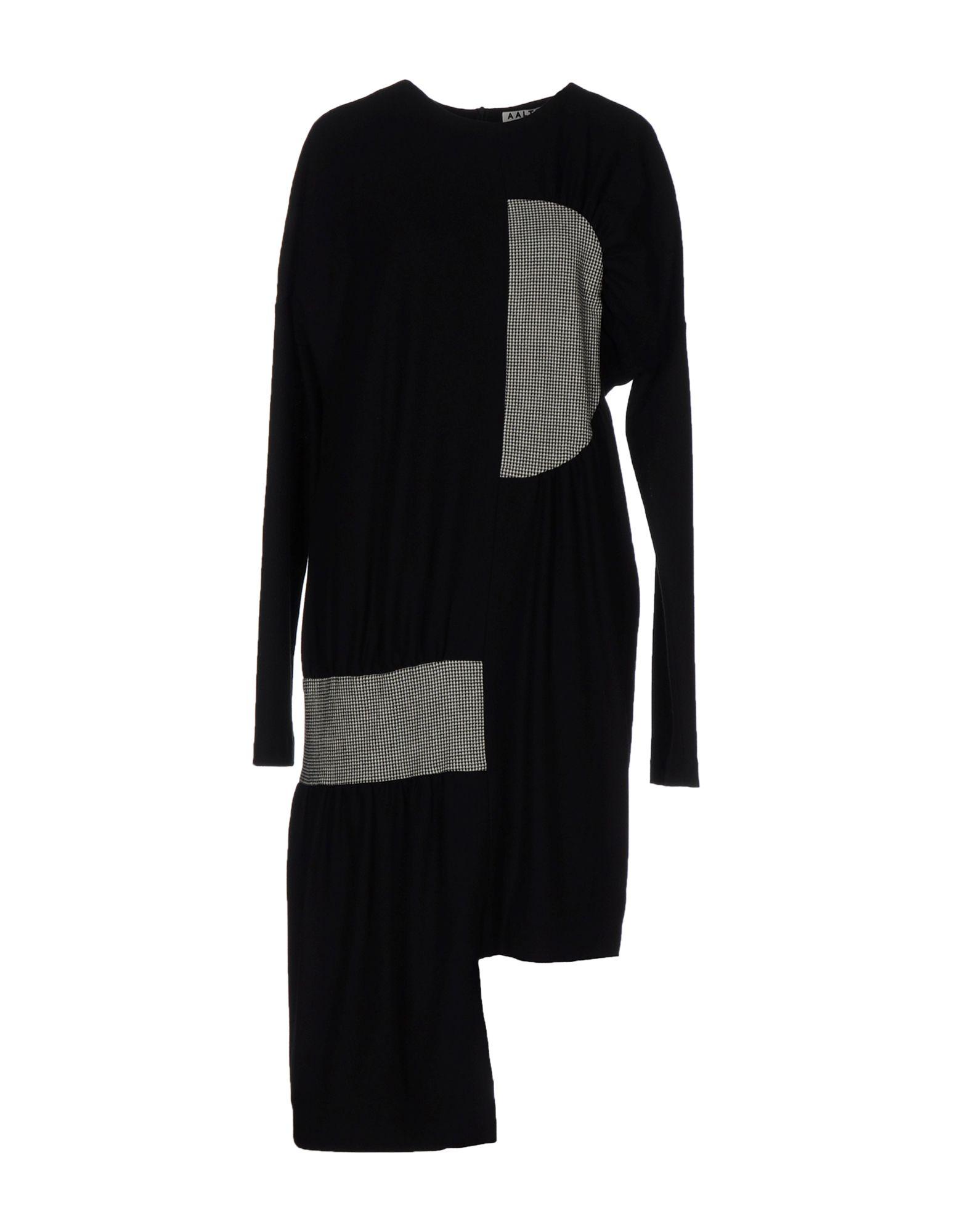 AALTO Платье длиной 3/4 lisa corti платье длиной 3 4