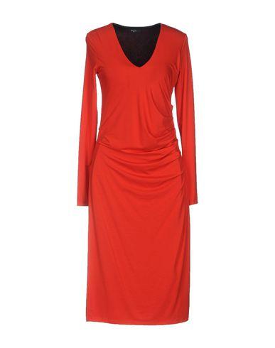 Платье до колена PAUL SMITH BLACK LABEL 34742803OE