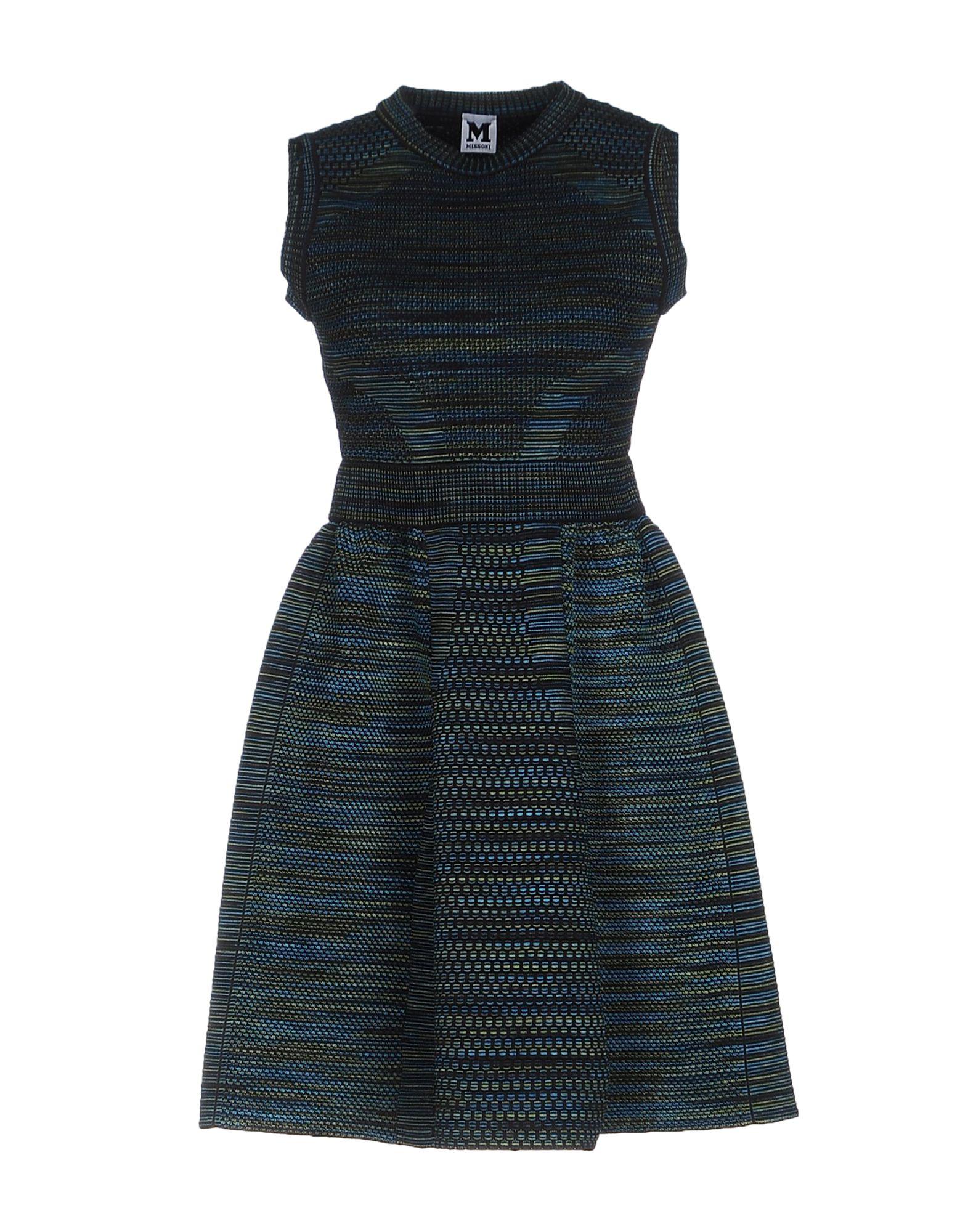 M MISSONI Короткое платье платье m missoni платье