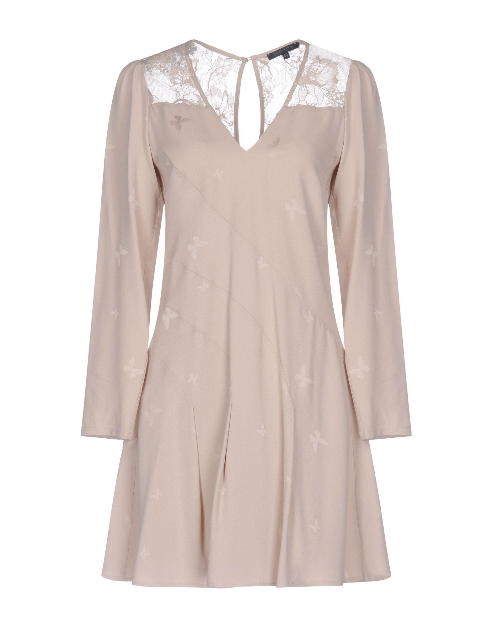 цена PATRIZIA PEPE SERA Короткое платье онлайн в 2017 году